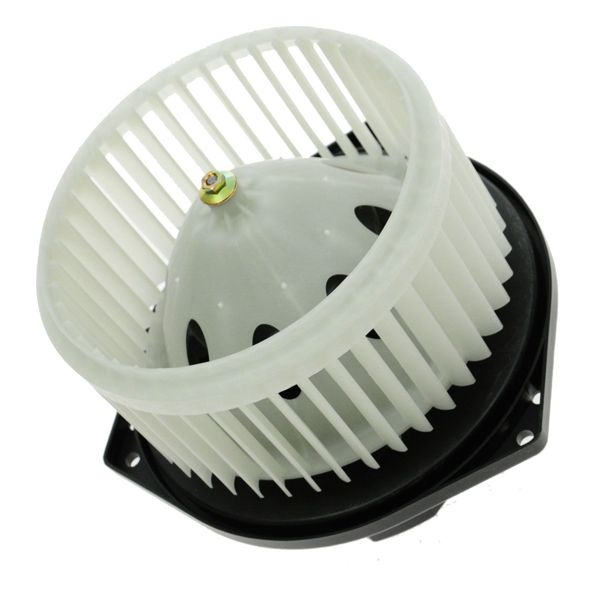 Heater A/C Front Blower Motor w/ Fan Cage NEW for Nissan ...