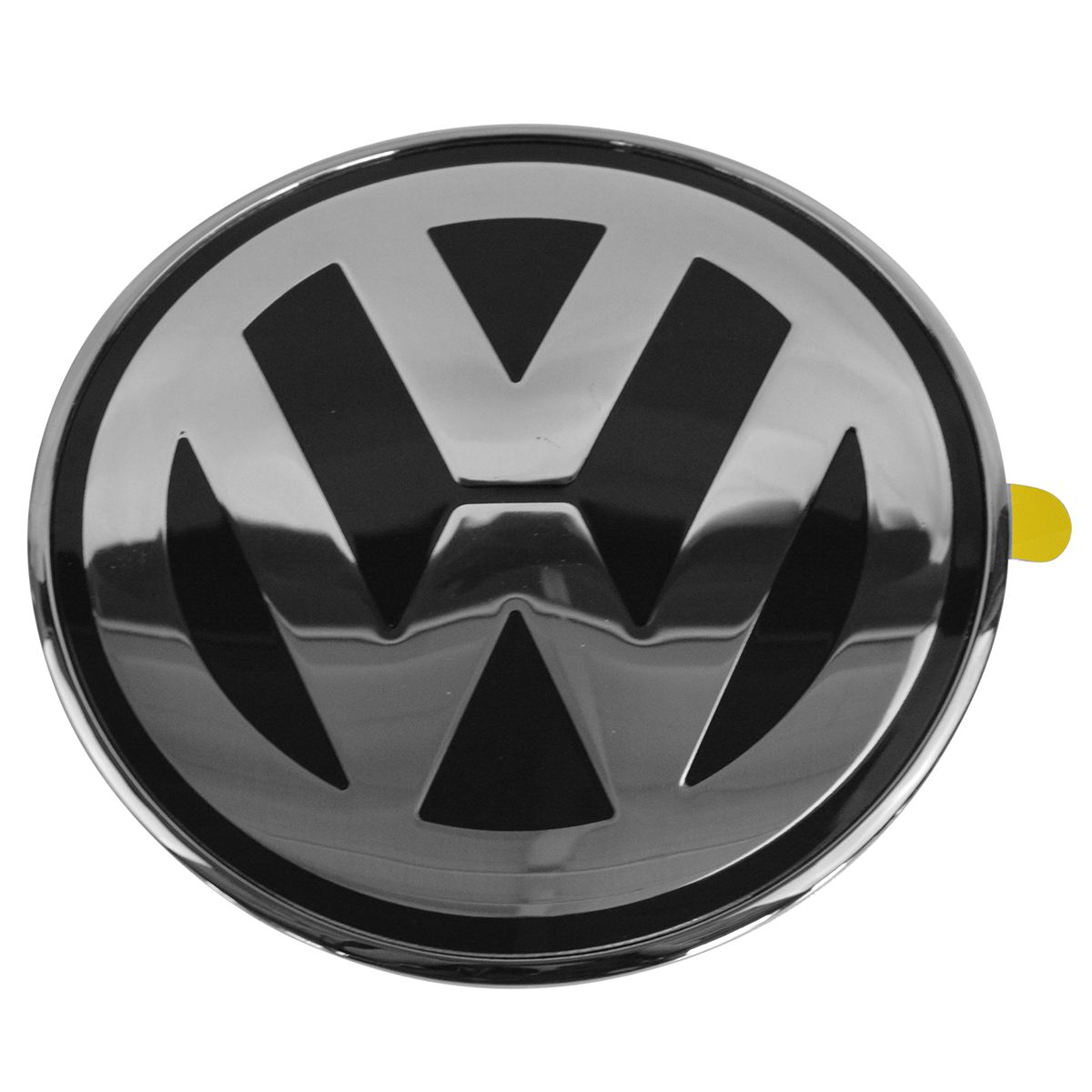 For VW new Beetle 02-05 Hood Emblem badge Chrome-Grey front engine lid insignia