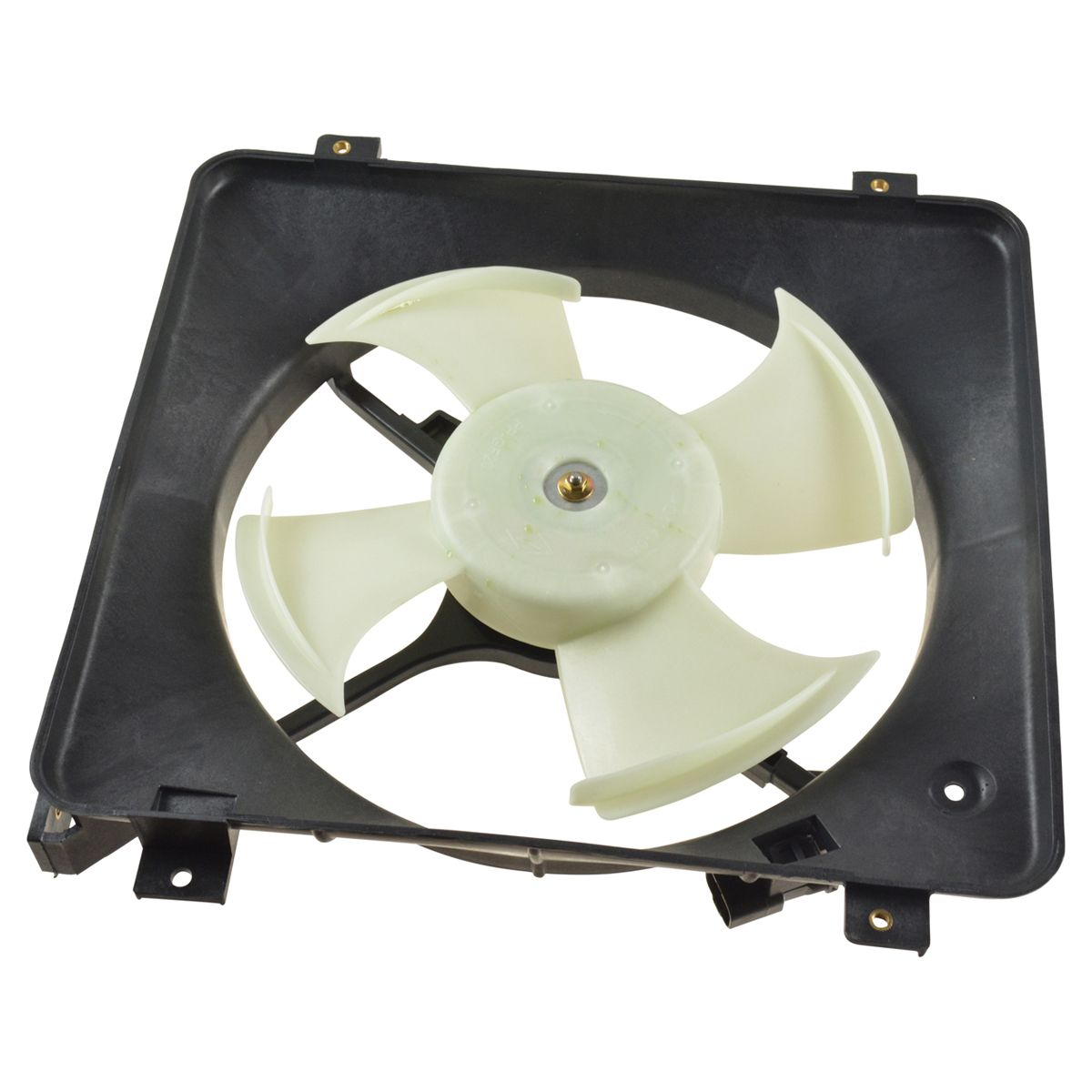 AC A/C Condenser Radiator Cooling Fan Assembly for 96-98 Honda Civic