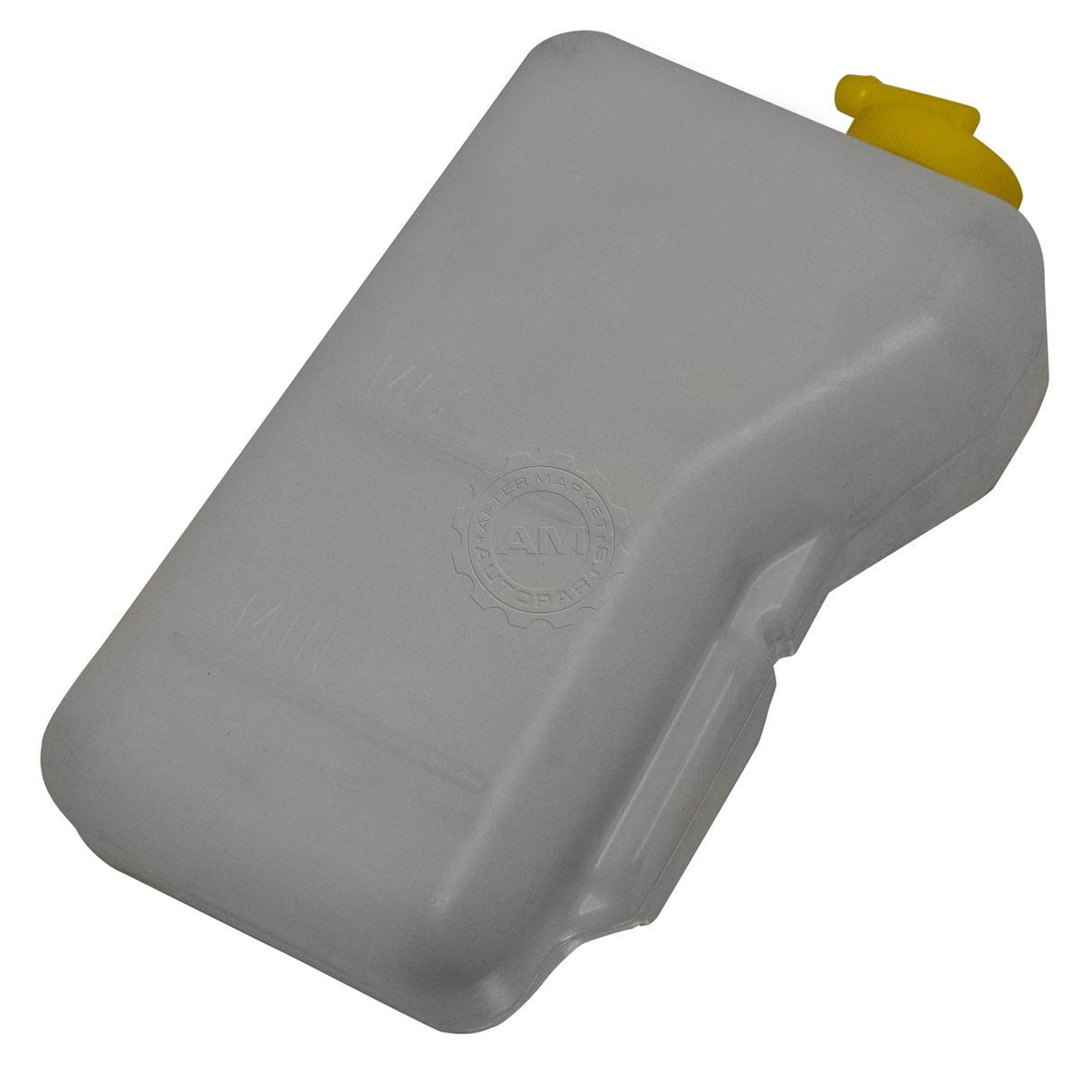 Radiator Coolant Overflow Expansion Tank Bottle & Cap For