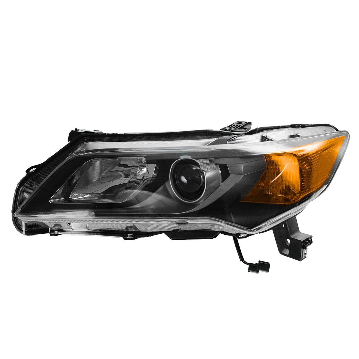 Headlight Headlamp Light Lamp Halogen Left Hand Driver