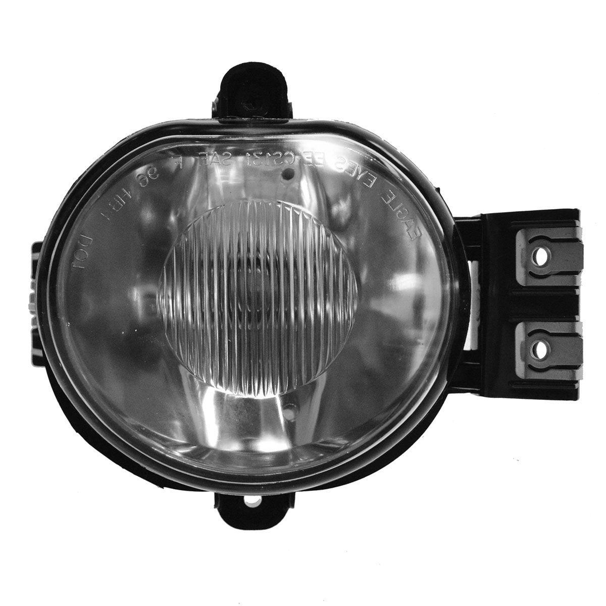 Fog Driving Light Lamp Passenger Side Right Rh New For