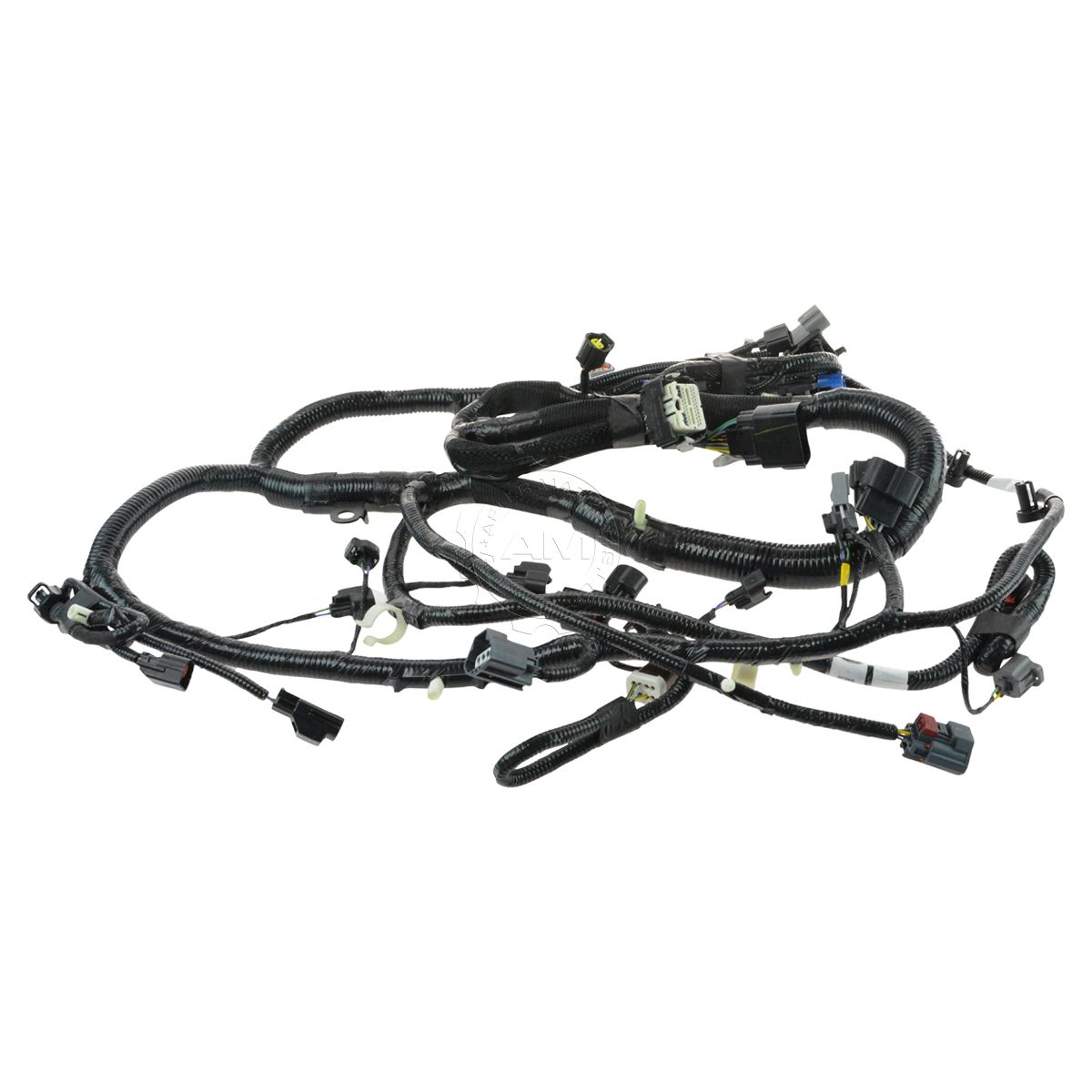 oem 6l2z 9d930 ba main engine wiring harness for ford. Black Bedroom Furniture Sets. Home Design Ideas