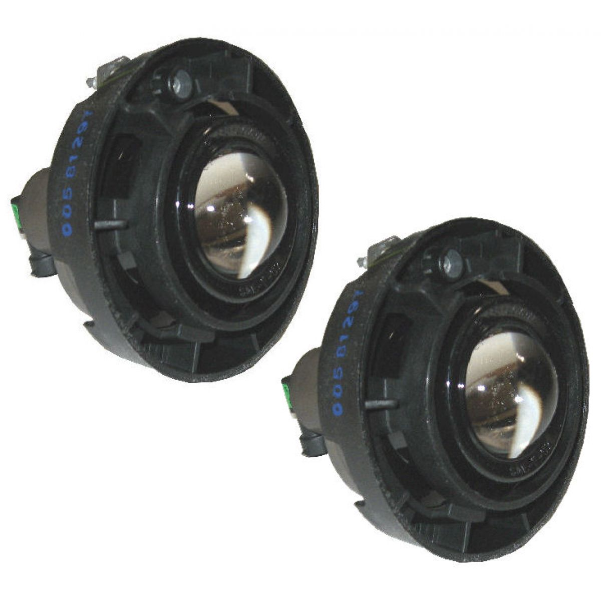 Fog Driving Lights Lamps Left Amp Right Pair Set New For