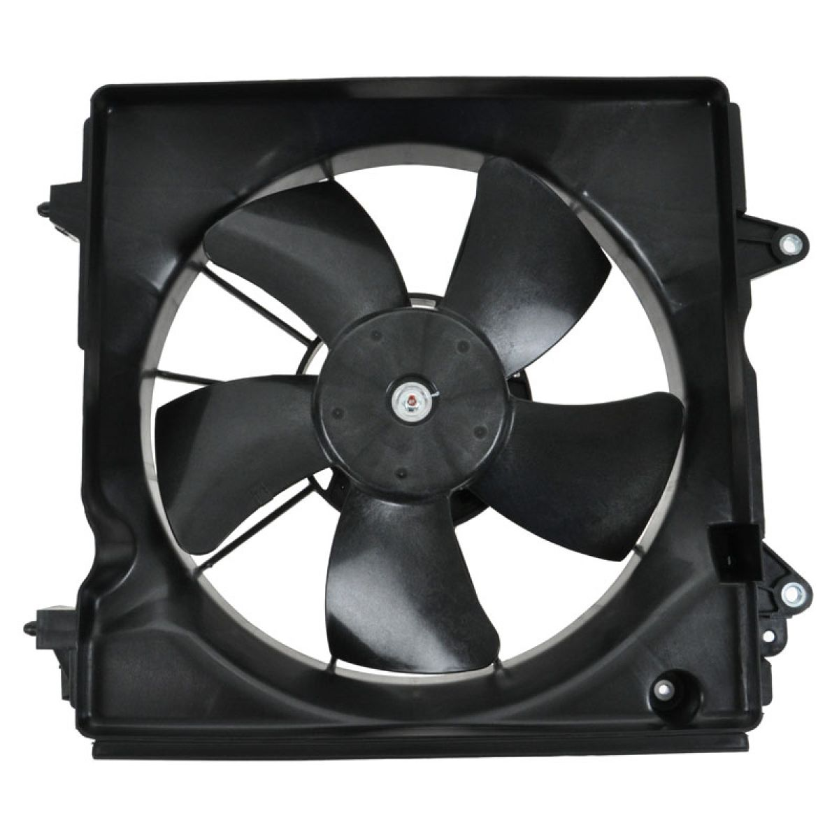 A//C AC Air Conditioner Condenser Cooling Fan Assembly for 12 Honda Civic