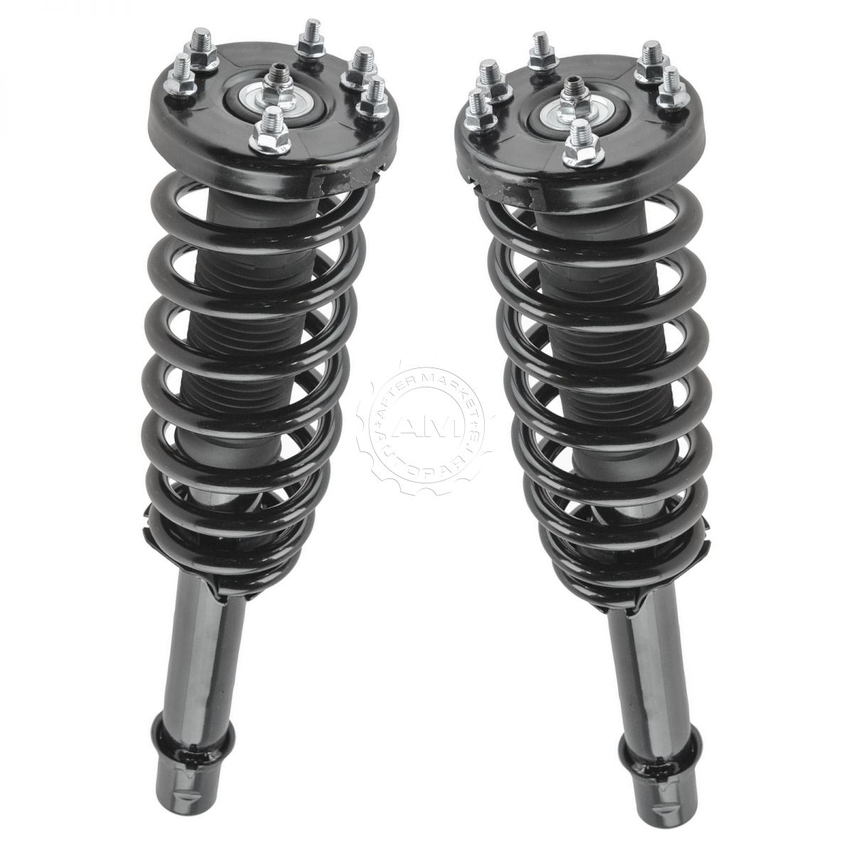 Front Complete Strut & Spring Assembly Pair Driver & Passenger Set for Acura  TL