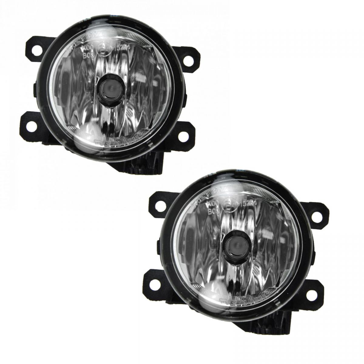 Fog Driving Light Lamp Pair Set Of 2 For Acura RDX TL TSX