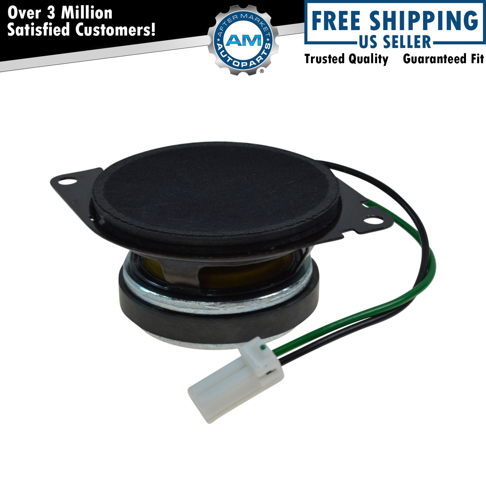 OEM 56038411AC Tweeter Speaker Dash Mounted LH or RH for 99-04 Grand Cherokee