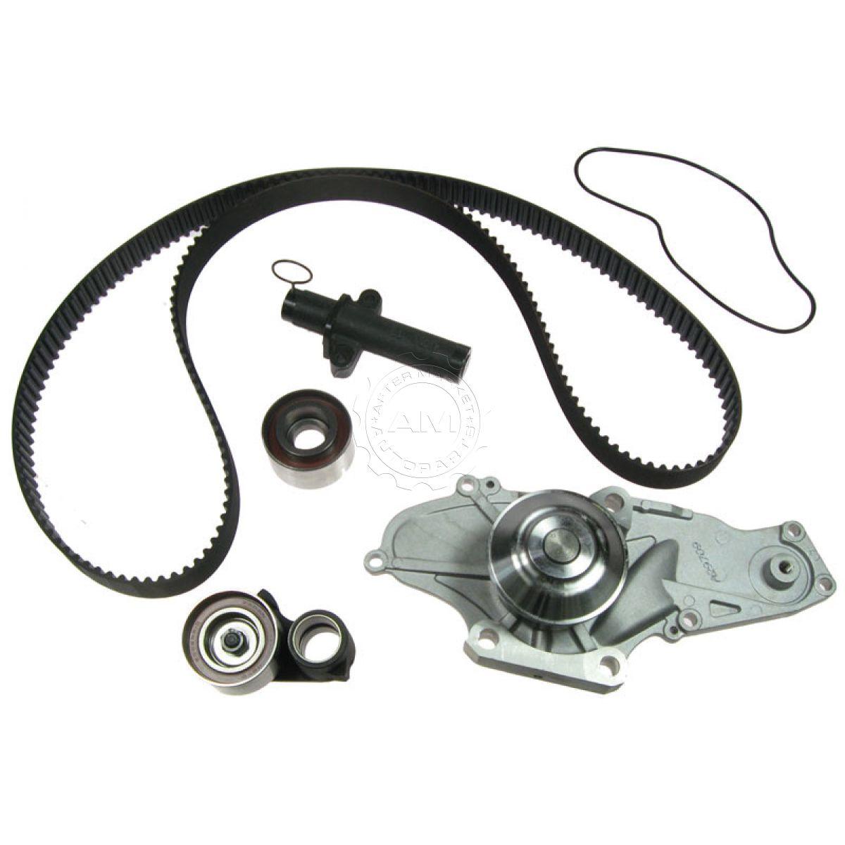 Timing Belt Kit w/ Water Pump Idler Tensioner TCKWP286 GATES for 3.5L 3.2L