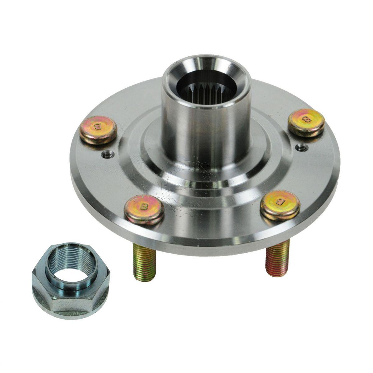 5 Lug Rear Wheel Hub For 01-02 Acura MDX 03-08 Honda Pilot