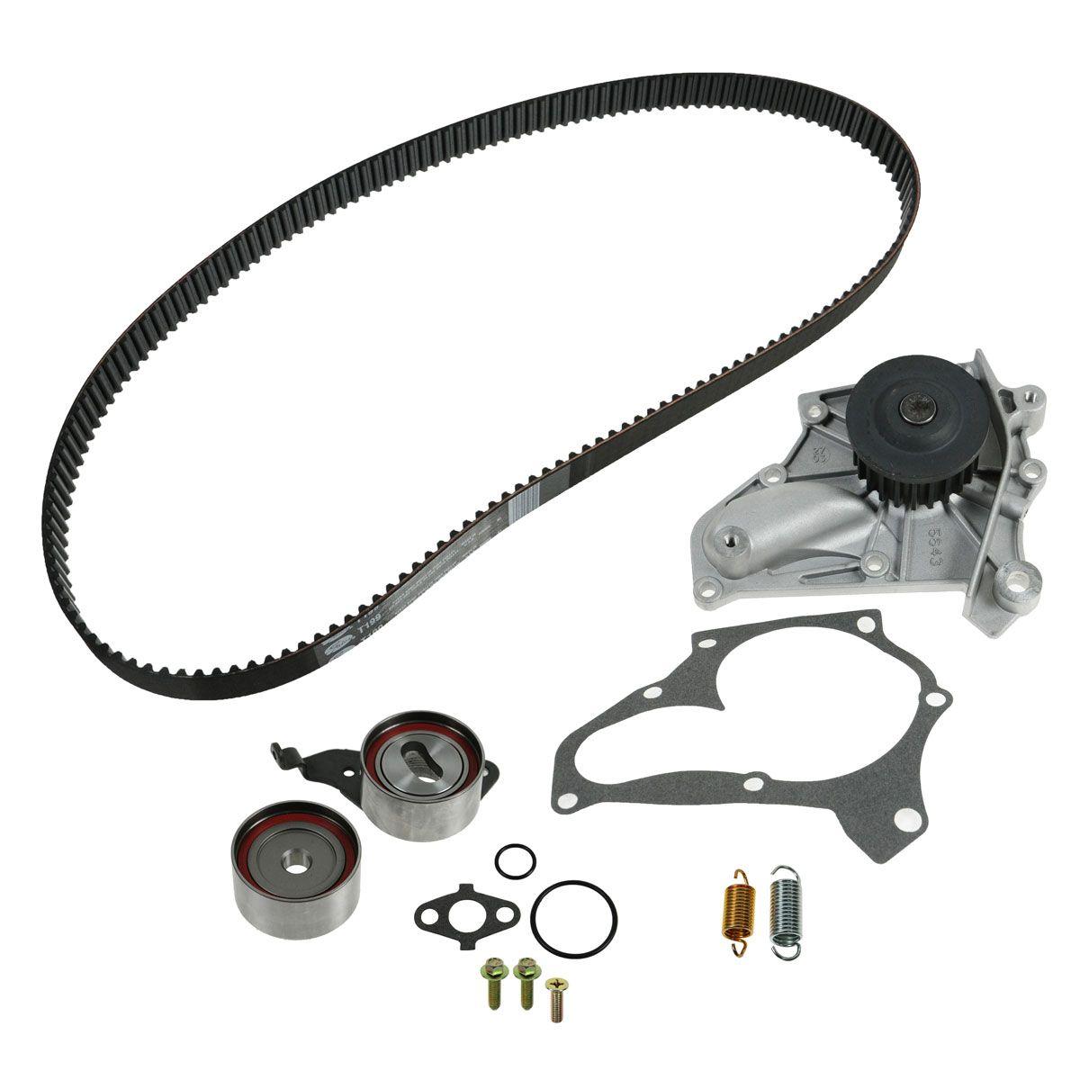 toyota timing belt 2006 toyota sienna timing belt diagram gates tckwp199 timing belt kit w water pump set for toyota #3