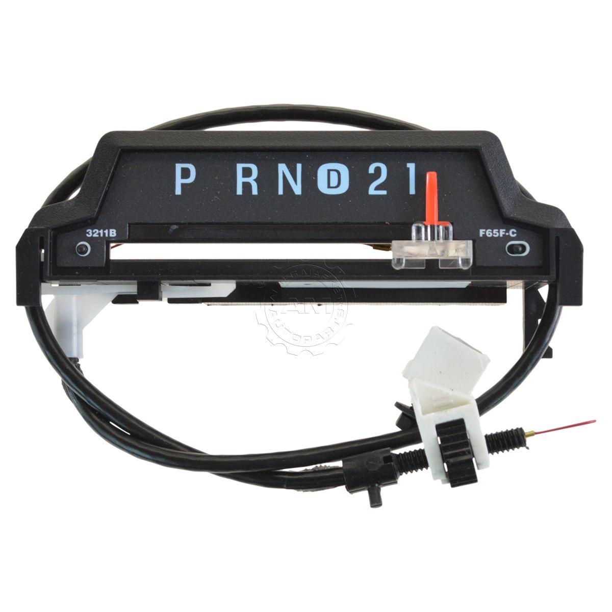 Details about OEM Transmission Position Shift Indicator PRND21 & Cable for  Ford Pickup Truck
