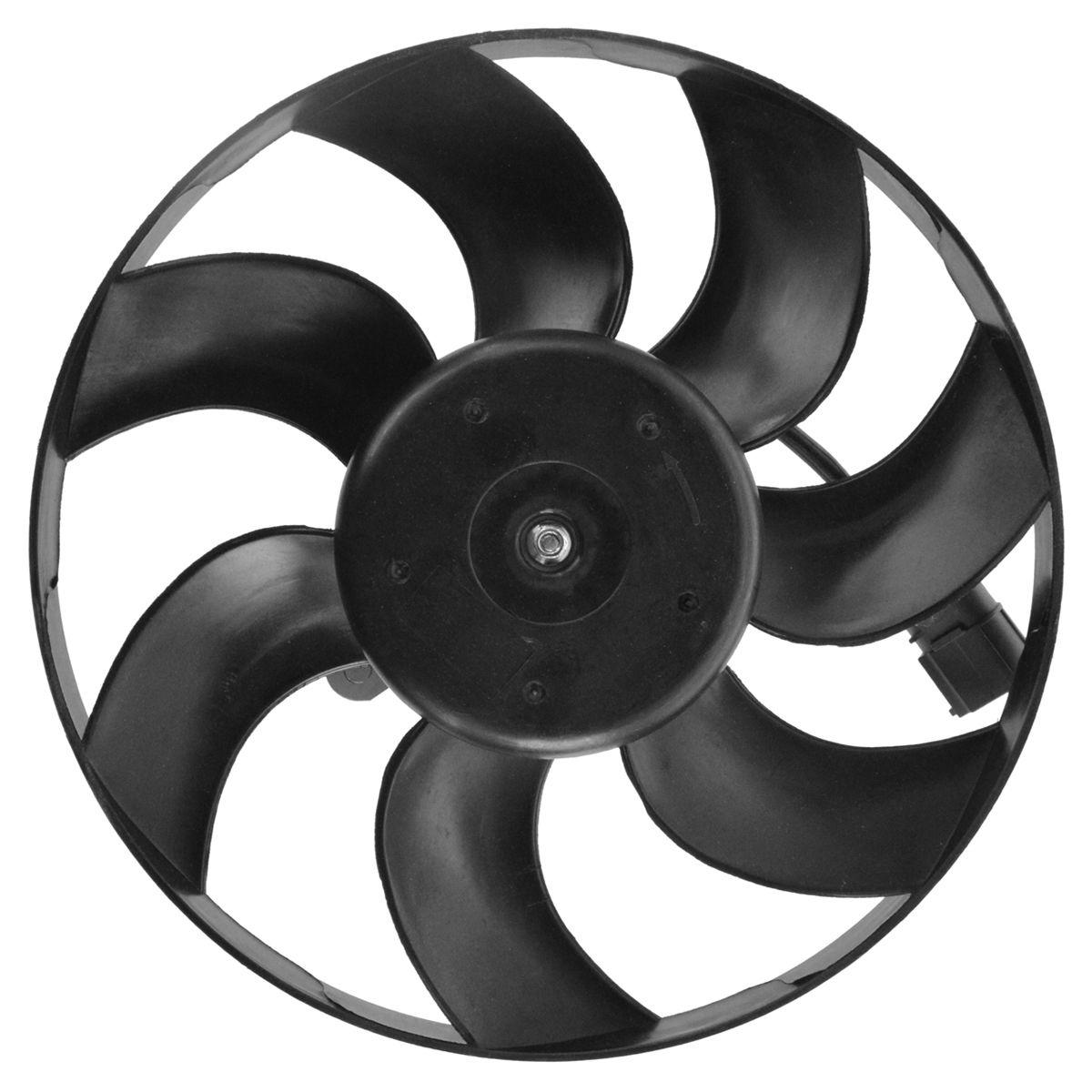 Radiator Fan Motor Passenger Side RH for VW Jetta Golf Passat Beetle New