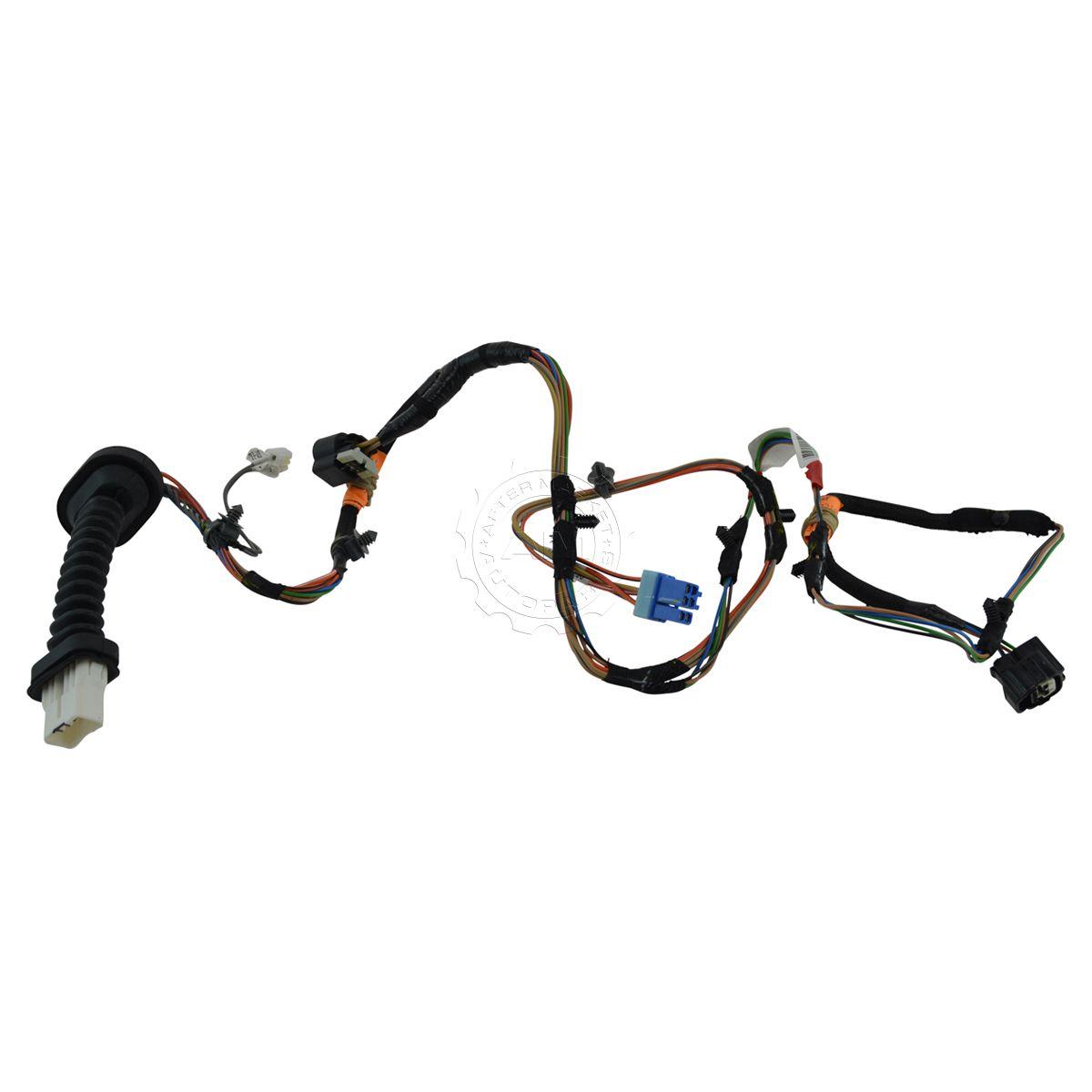 oem 56051393ac rear door wiring harness for 06 09 dodge ram mega cab rh ebay com dodge stratus door wiring harness dodge stratus door wiring harness