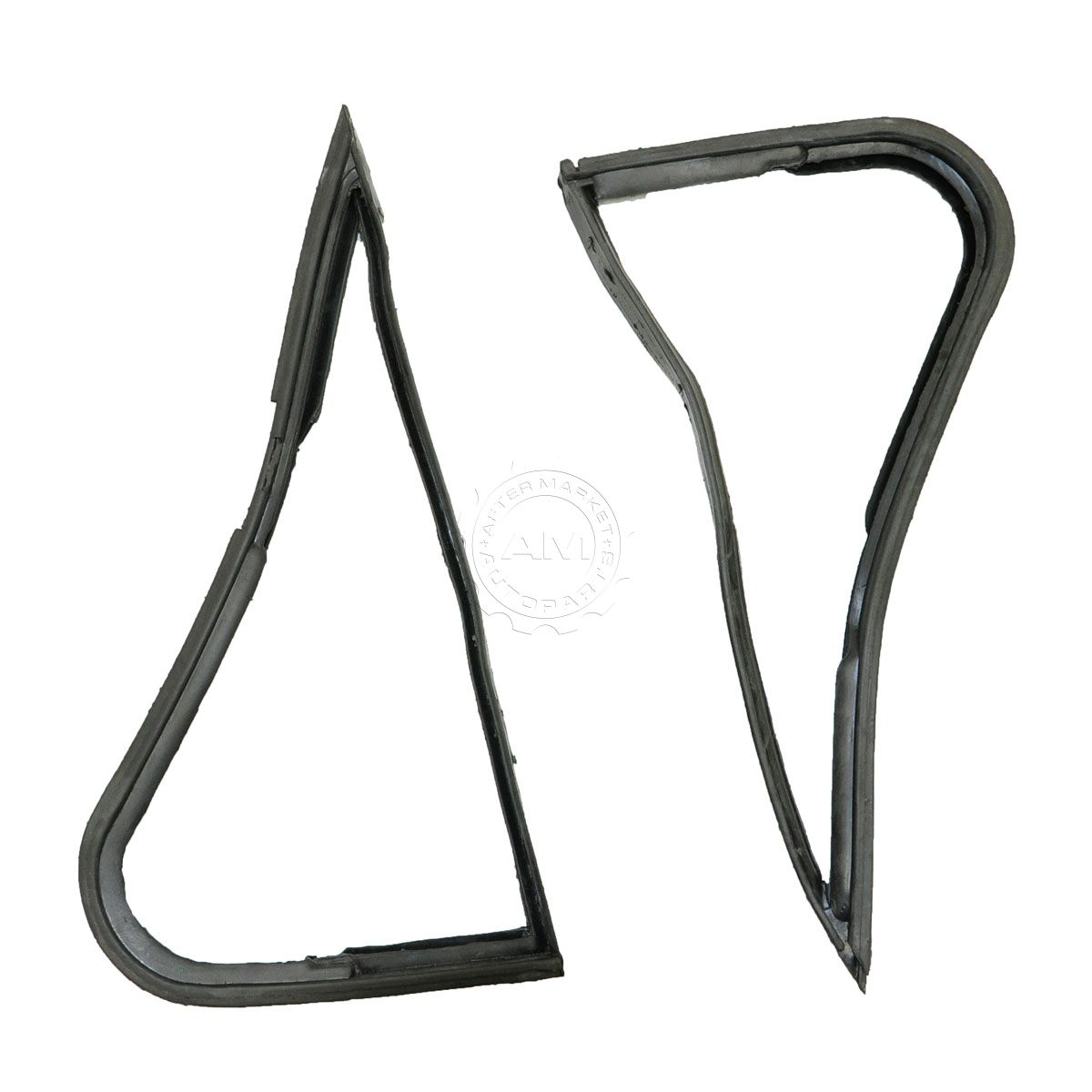 vent window weatherstrip seal pair set for 67