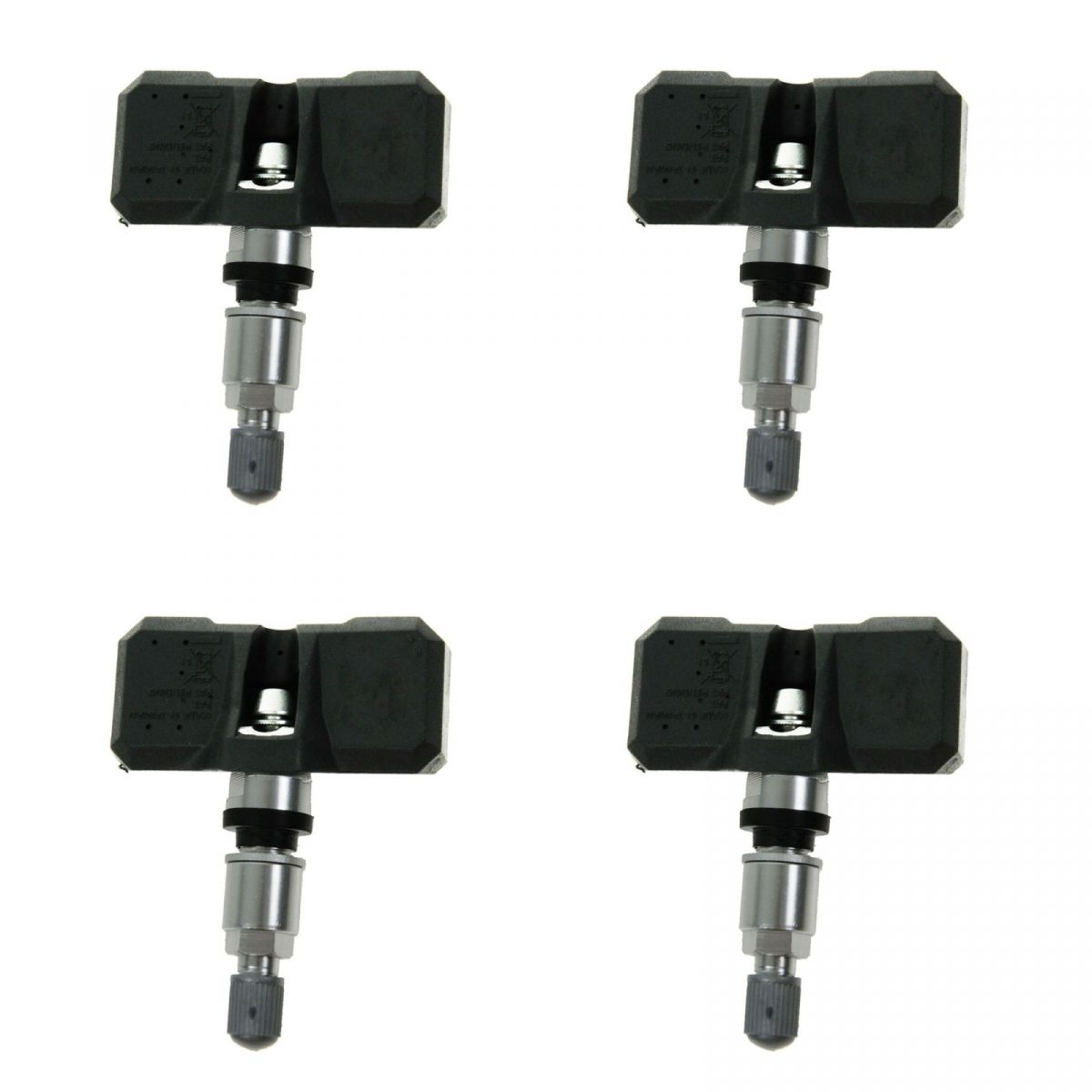 Details about Tire Pressure Sensor Monitoring System TPMS 4 Piece Set Kit  for Chrysler Jeep
