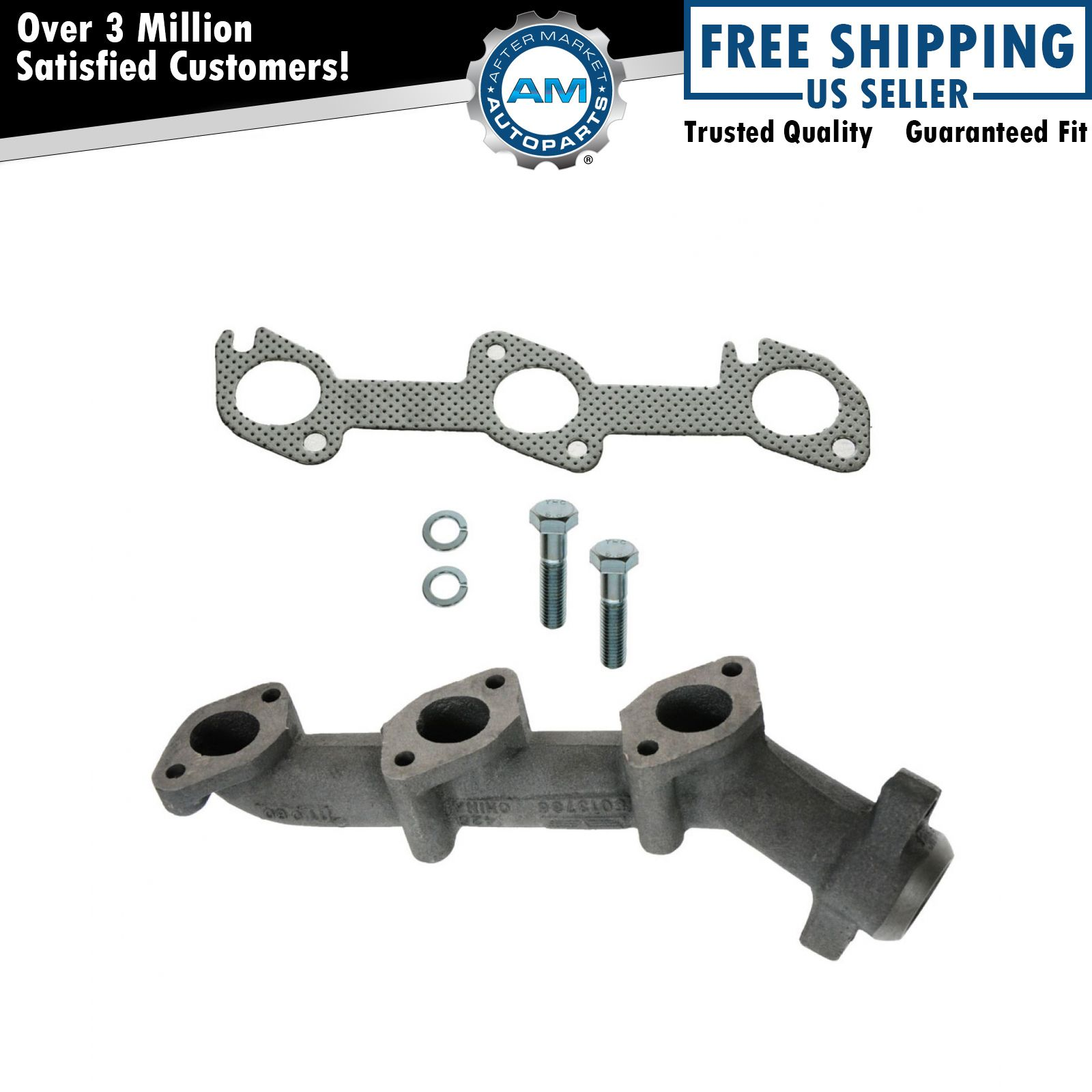 Dorman exhaust manifold kit for ford ranger bronco