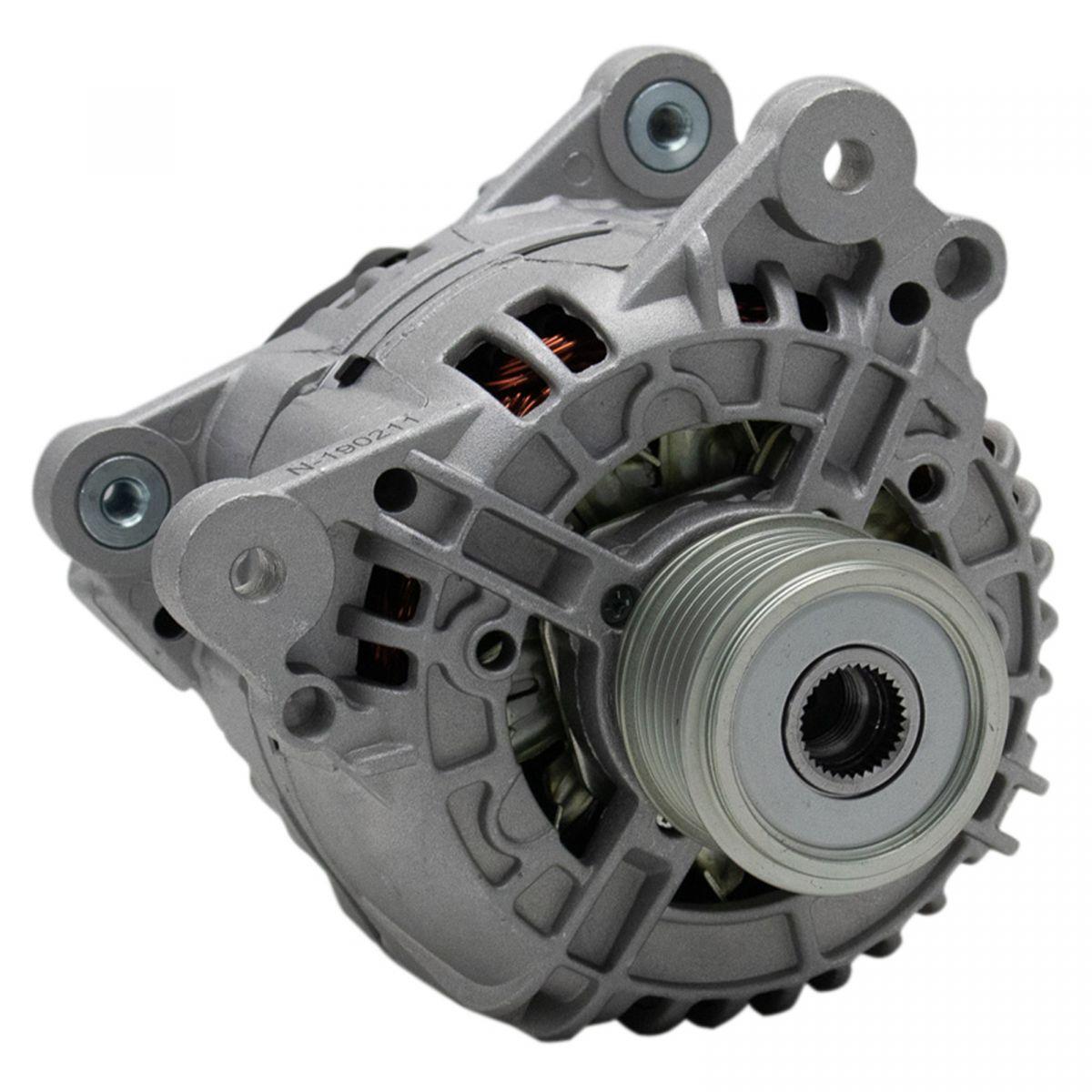 140 Amp Alternator For A3 A4 Tt Beetle Cc Eos Golf Jetta