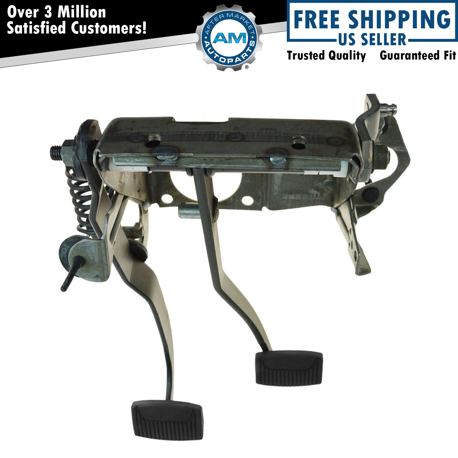 Ford Clutch Assembly : Mt clutch brake pedal assembly for bronco f