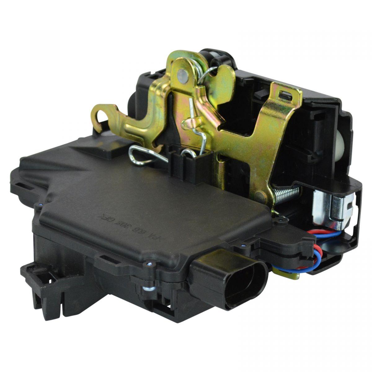 Front Door Lock Actuator Latch Driver Left Lh For Jetta Passat Golf Beetle Gti Ebay