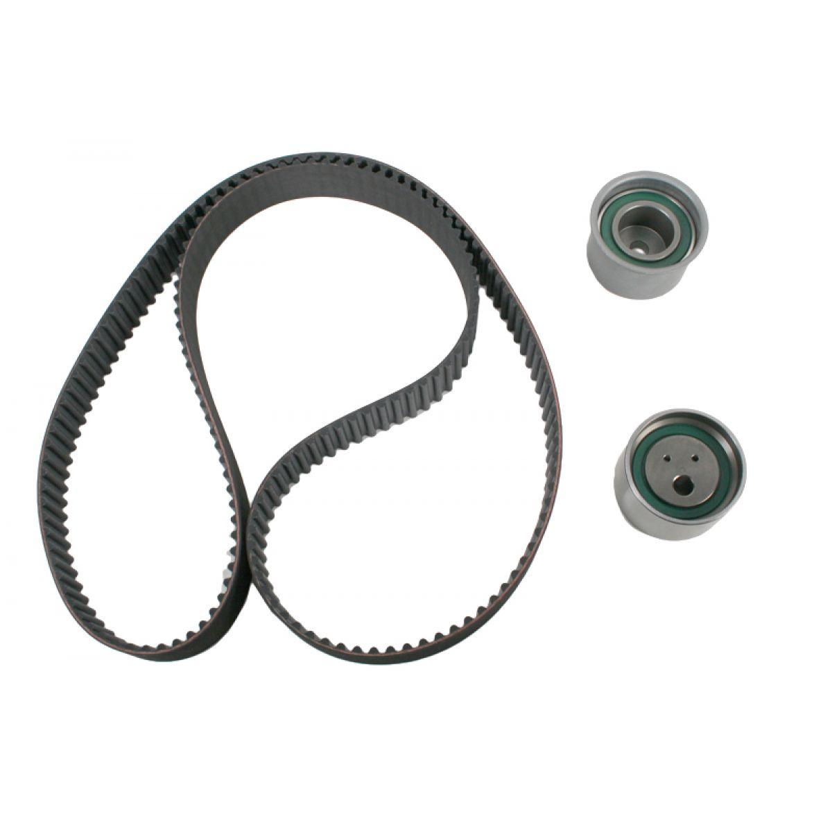 timing belt w idler tensioner set kit 6g73 6g72 for. Black Bedroom Furniture Sets. Home Design Ideas