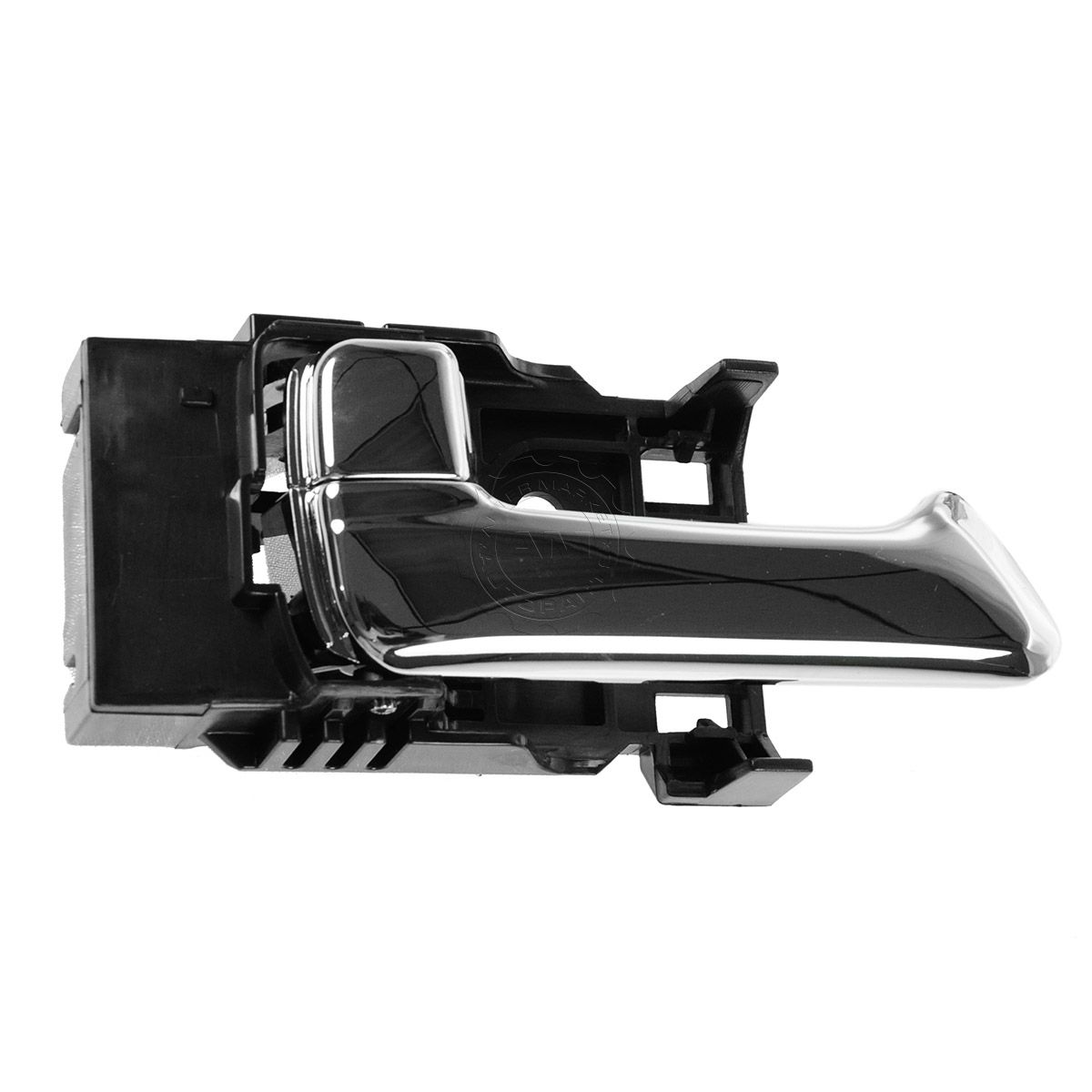 Black//Chrome Rear Inside Interior Door Handle Left Driver Side LH for Chevy GMC