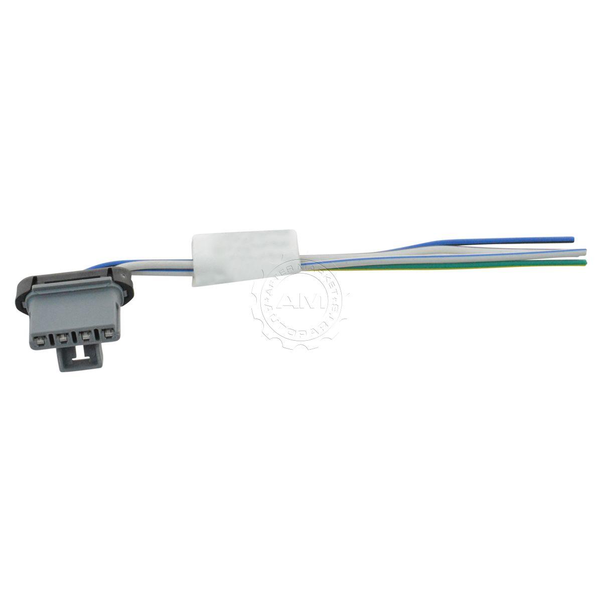 Oem blower motor resistor plug w pigtail harness for 05 15 toyota oem blower motor resistor plug w pigtail harness for 05 15 toyota tacoma new publicscrutiny Images