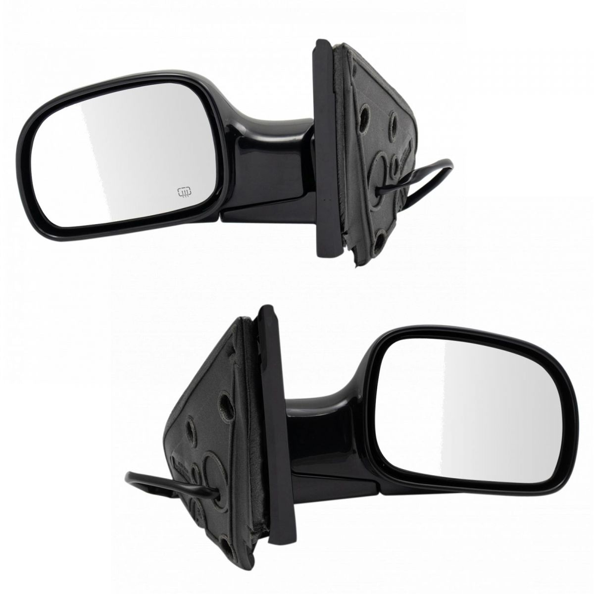 Power Mirror For 2008-2019 Dodge Grand Caravan R//T Left Manual Fold With Memory