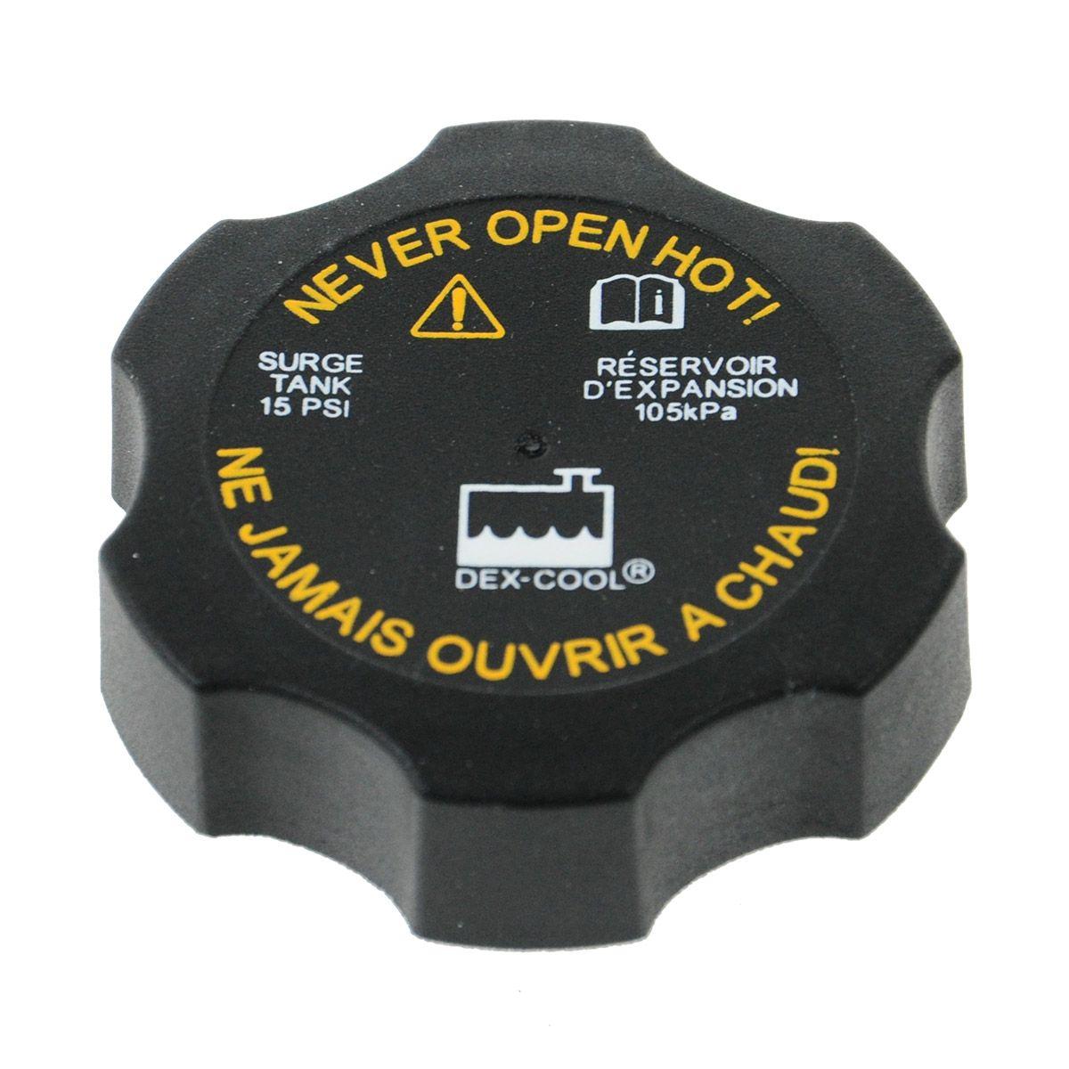 Dorman Radiator Coolant Recovery Tank Reservoir for Chevy Kodiak GMC Topkick