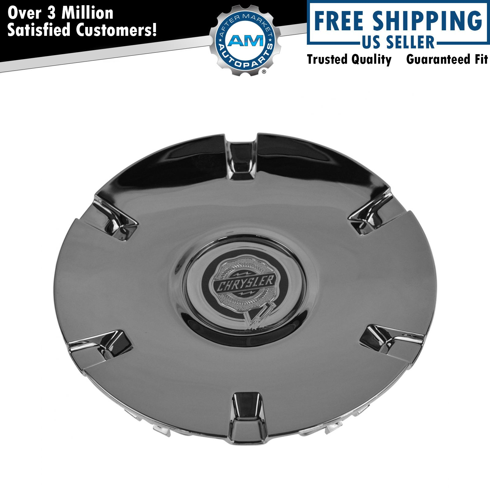 Chrysler Pacifica Rims For Sale: MOPAR Wheel Hub Center Cap For 04-06 Chrysler Pacifica
