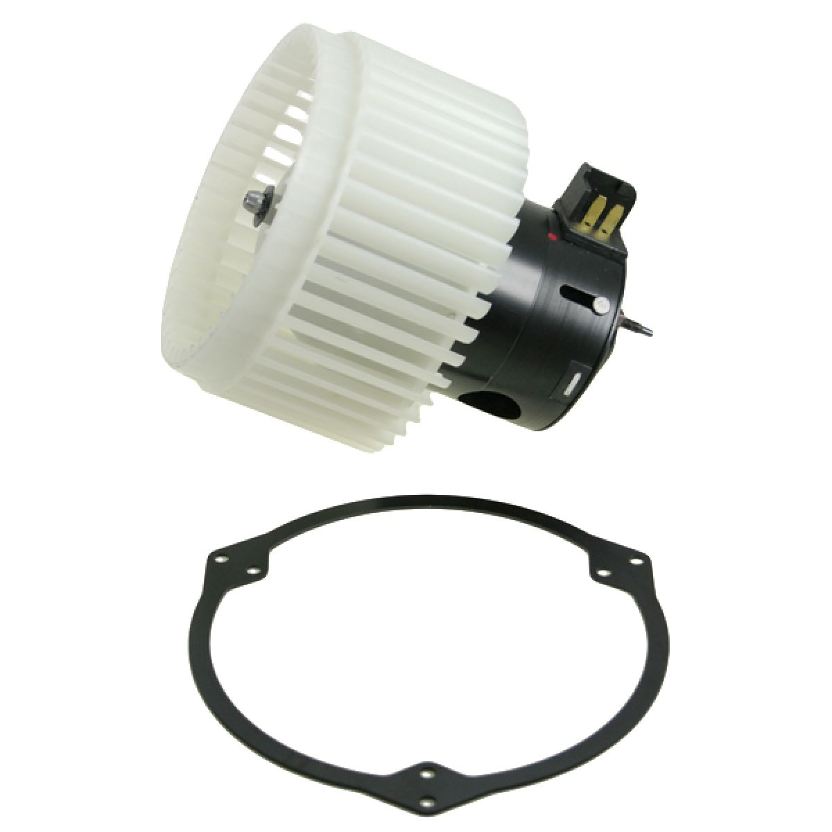 Heater a c ac blower motor w fan cage for 03 07 saturn for Ac heater blower motor