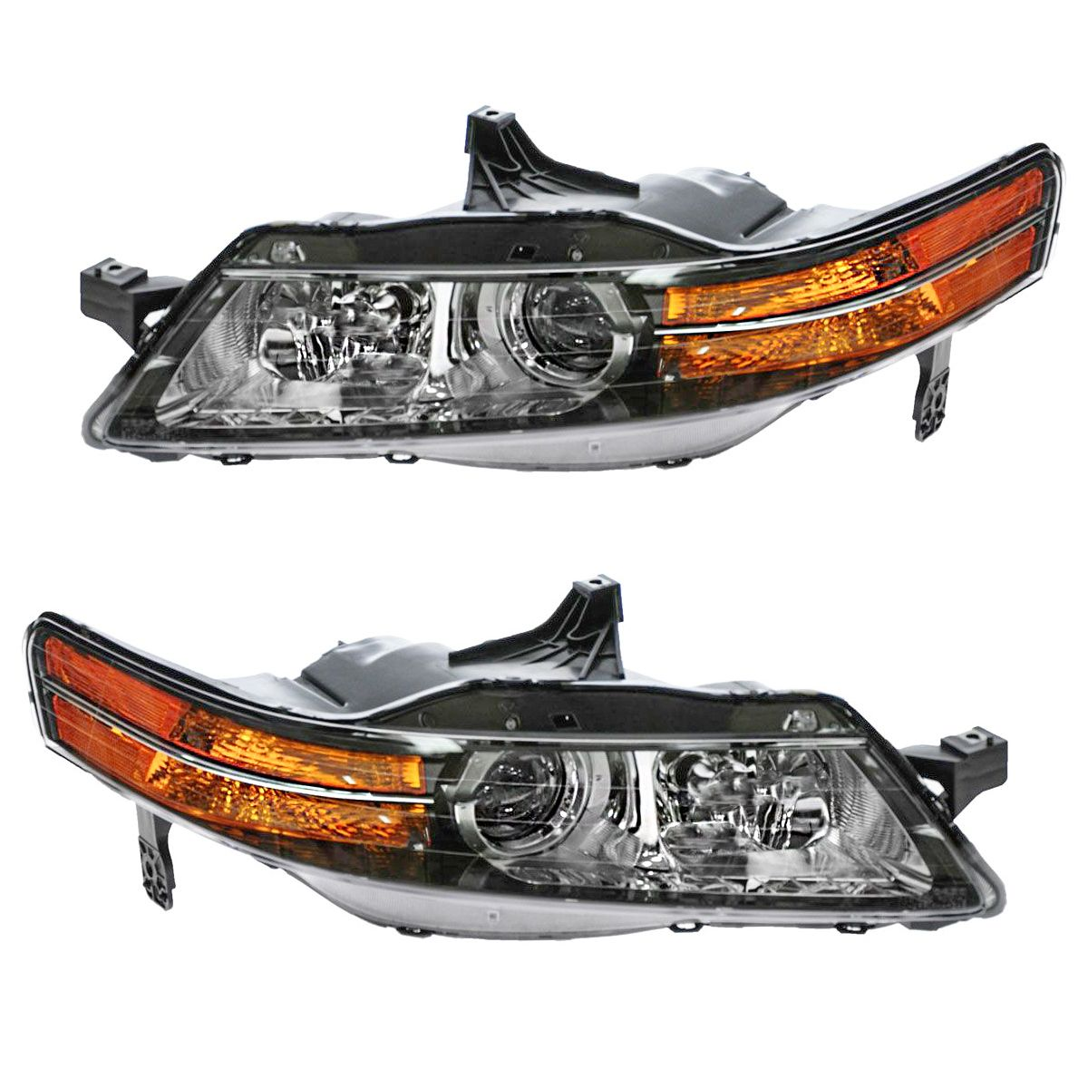 HID Xenon Headlight Headlamp Left & Right Pair Set For 04