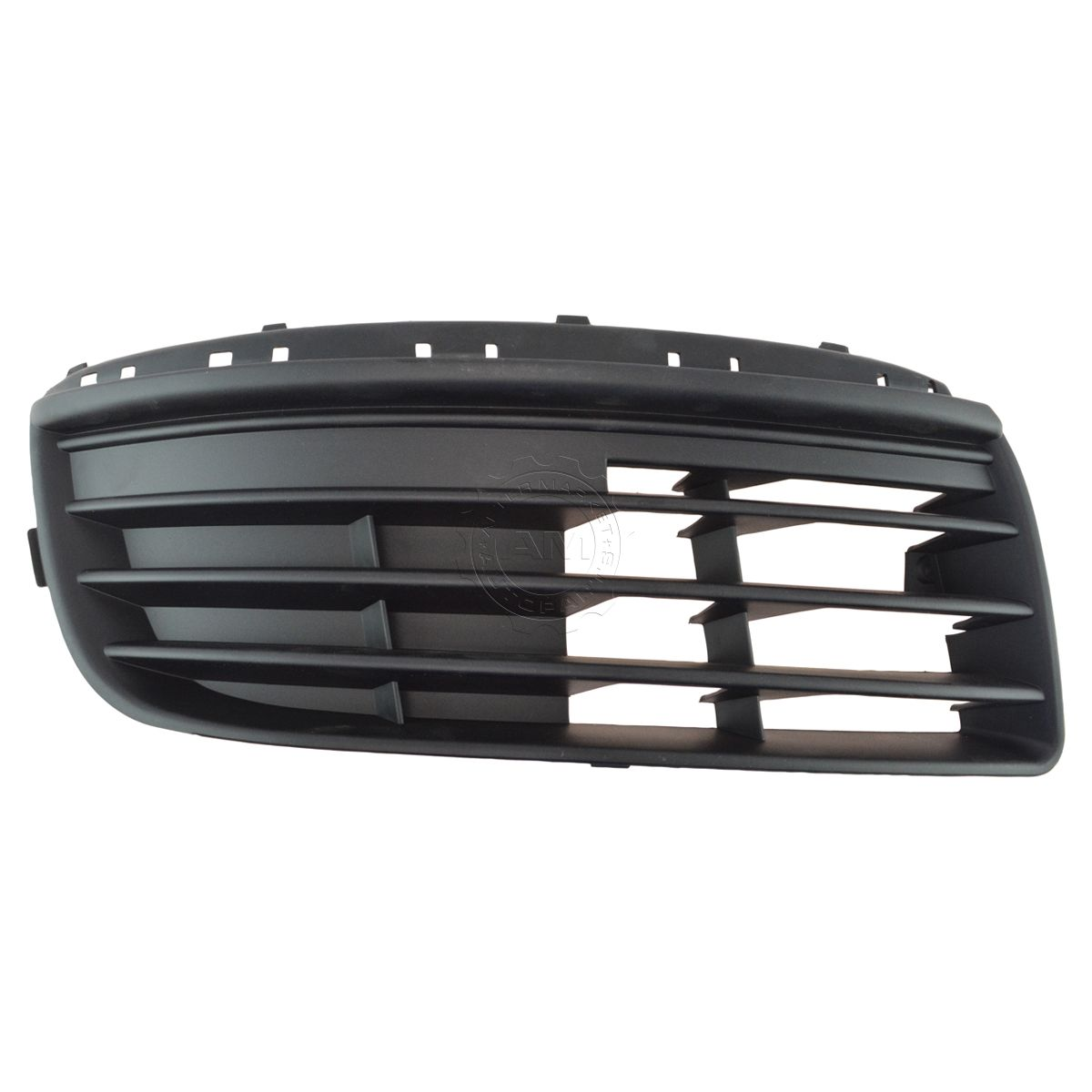 AM Front Bumper Cover For Chevy Equinox WITH FOG LAMP HOLE BLACK CAPA