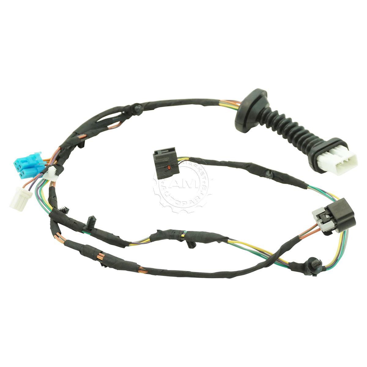 Dorman 645 506 Rear Door Wiring Harness For 04 05 Dodge Ram Pickup Truck