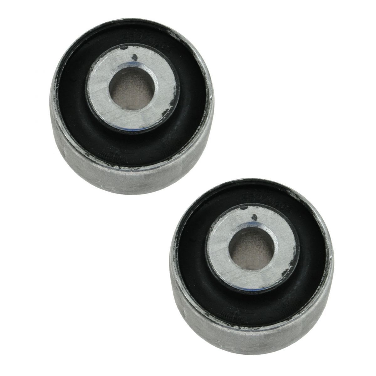 Front Lower Rearward Control Arm Bushing Pair Set of 2 for Volvo 60 70 Series