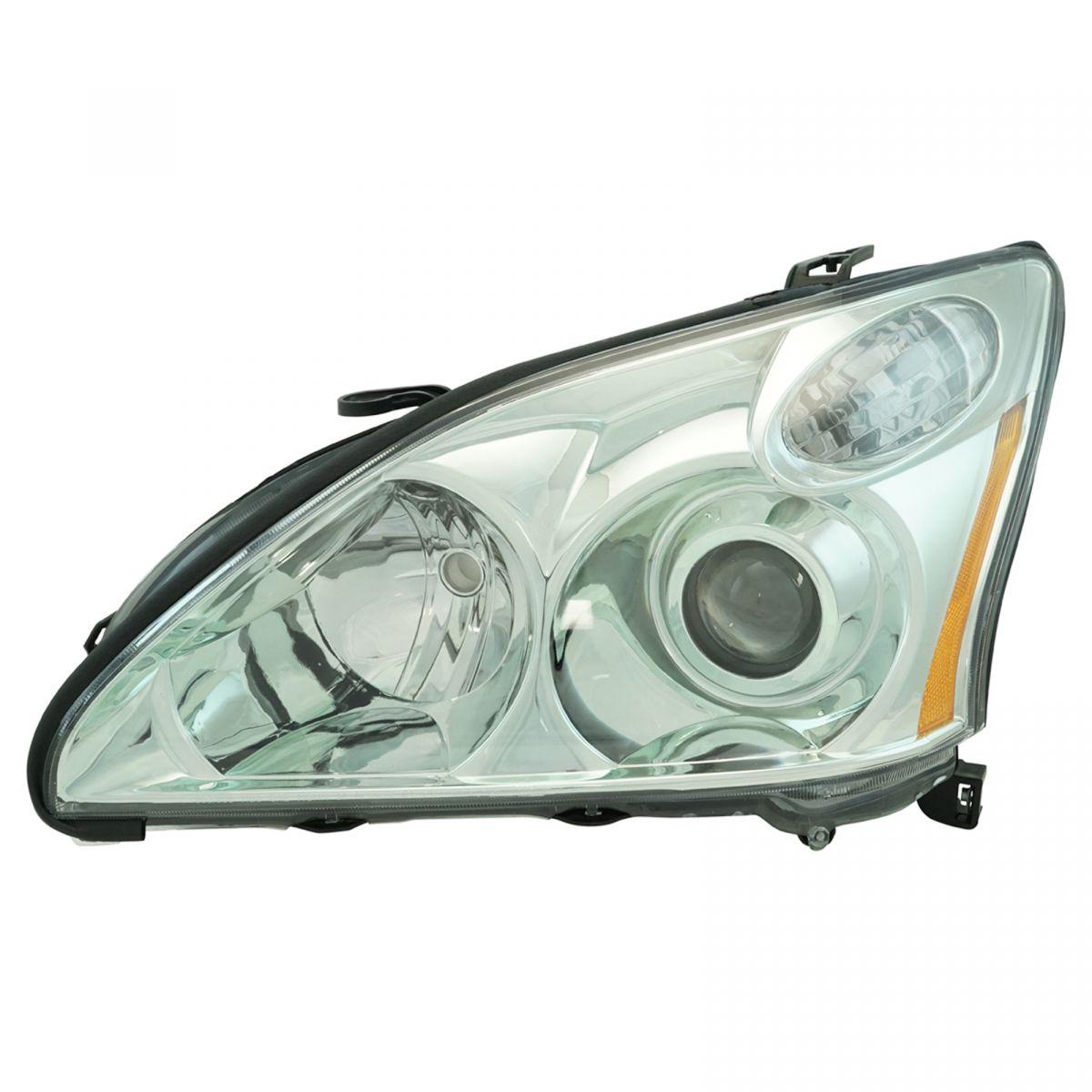 04-06 Scion XB Headlight Headlamp Halogen Front Head Light Lamp Left Driver Side