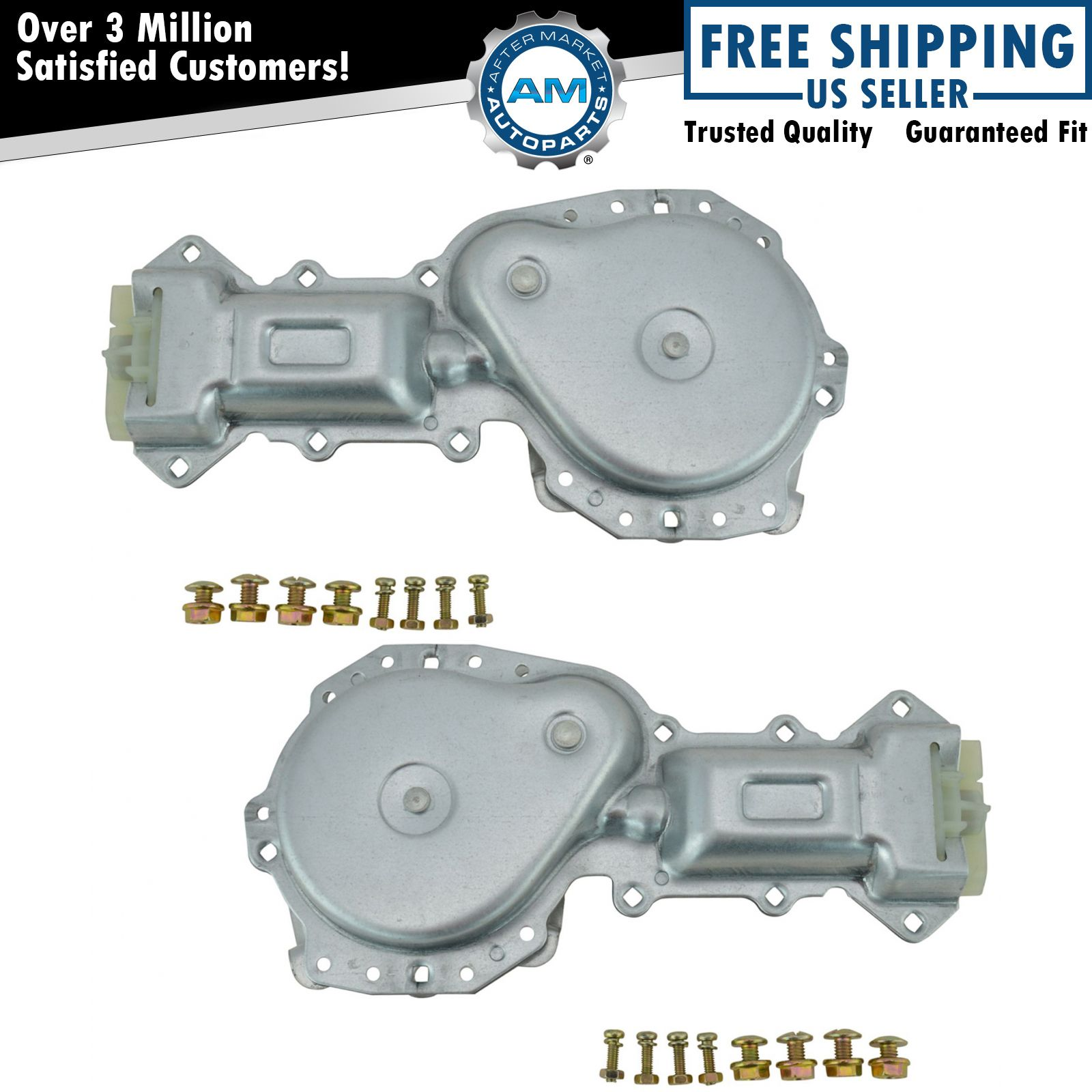 A-Premium Power Window Lift Motor For Chevrolet Blazer Camaro Caprice Cavalier GMC Cadillac Buick Oldsmobile Pontiac Driver or Passenger Side