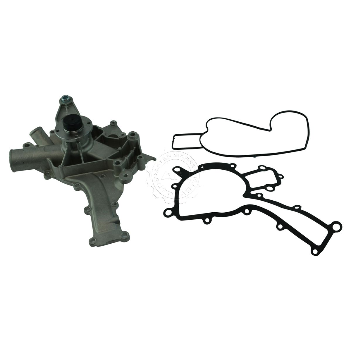 Engine Water Pump With Gasket For Mercedes Benz C CLK E S