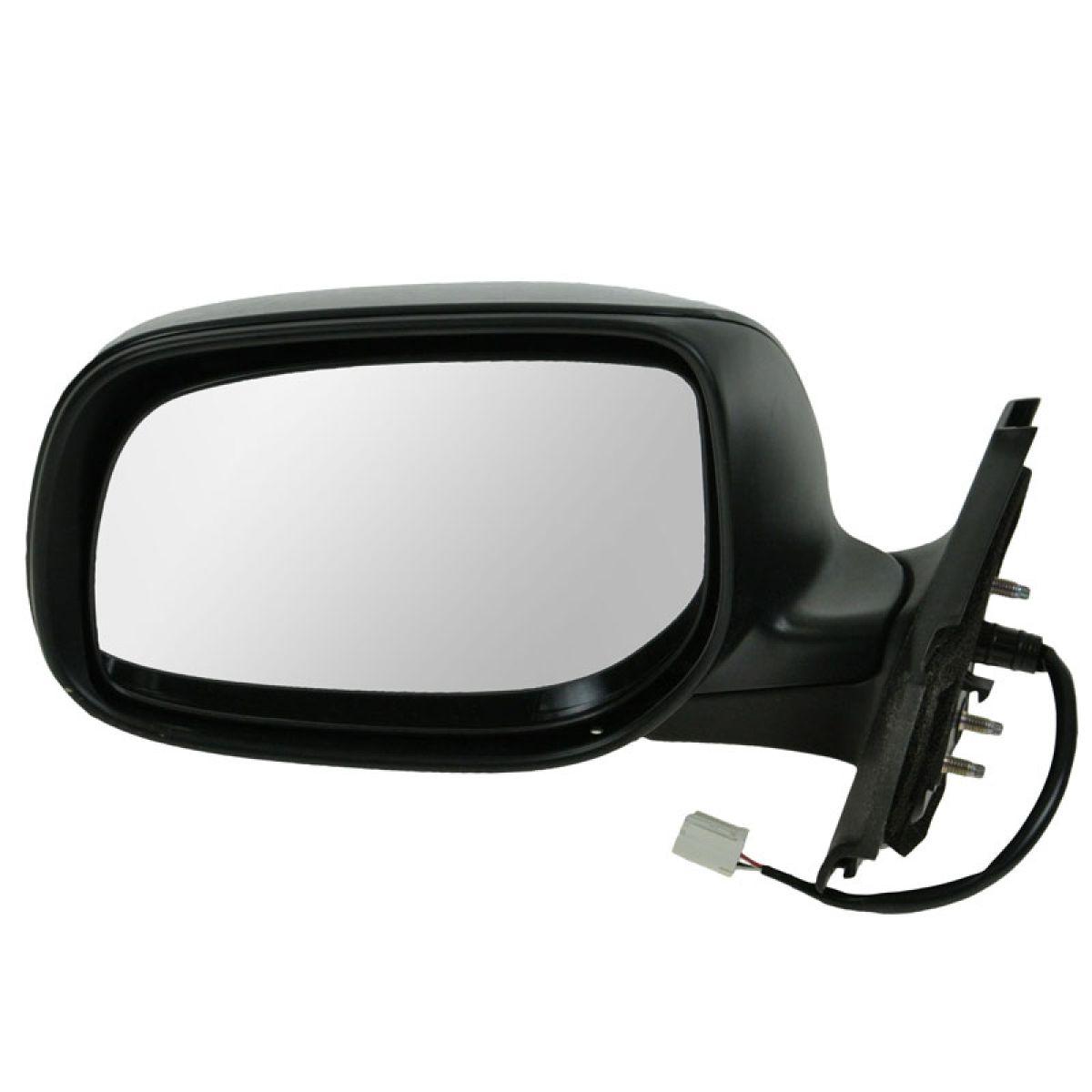 Power Side View Mirror Passenger Right RH for 06-11 Toyota Yaris Hatchback