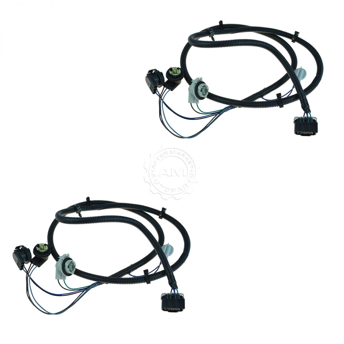 Silverado Tail Light Wiring Harness Great Design Of Diagram Chevrolet Oem Pair For Chevy 1500 2500 2008