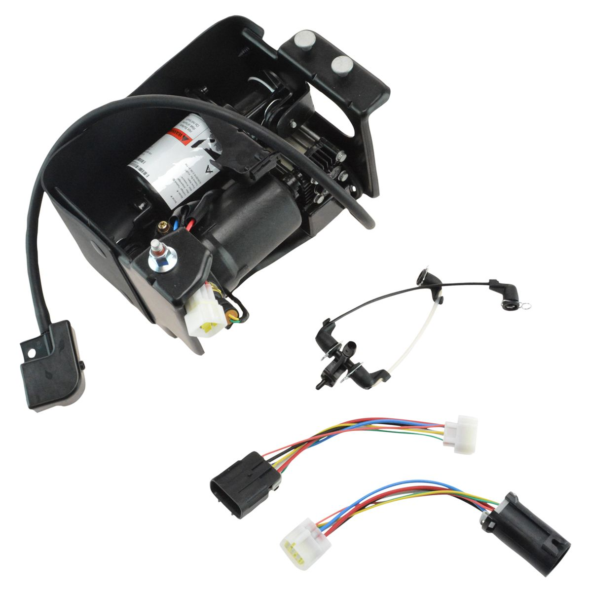 Details about ARNOTT P-2793 Air Ride Suspension Bag Compressor for Tahoe  Suburban Pickup Truck