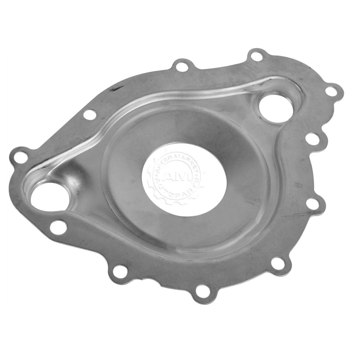Buick Wildcat V8 Engine: OEM 9796349 Water Pump Housing Divider Plate For Pontiac