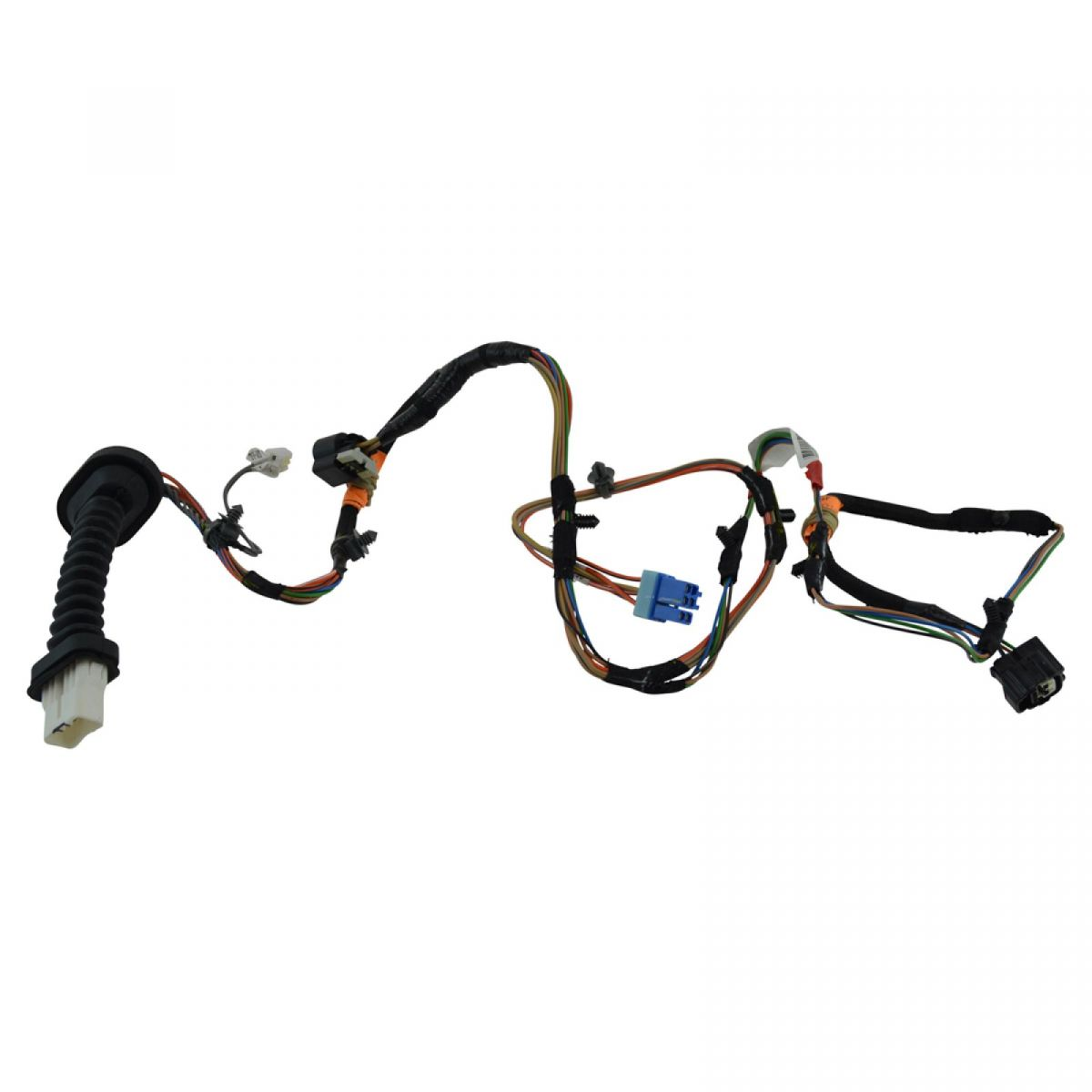 AM 3783557712 oem 56051393ac rear door wiring harness for 06 09 dodge ram mega 2002 dodge ram 1500 rear door wiring harness at gsmportal.co