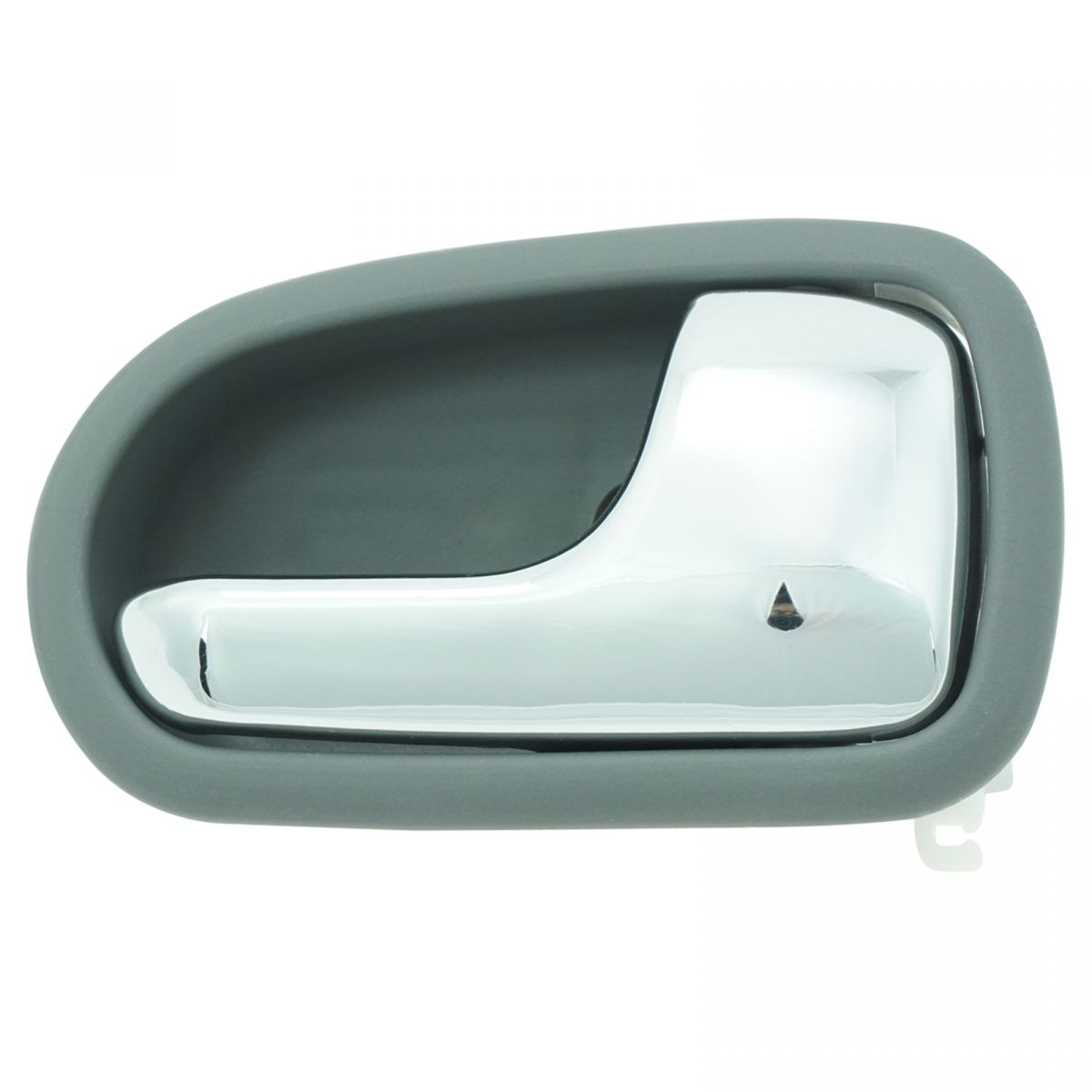 Interior Inside Chrome Gray Door Handle Passenger Right Rh For 95 03 Protege Ebay