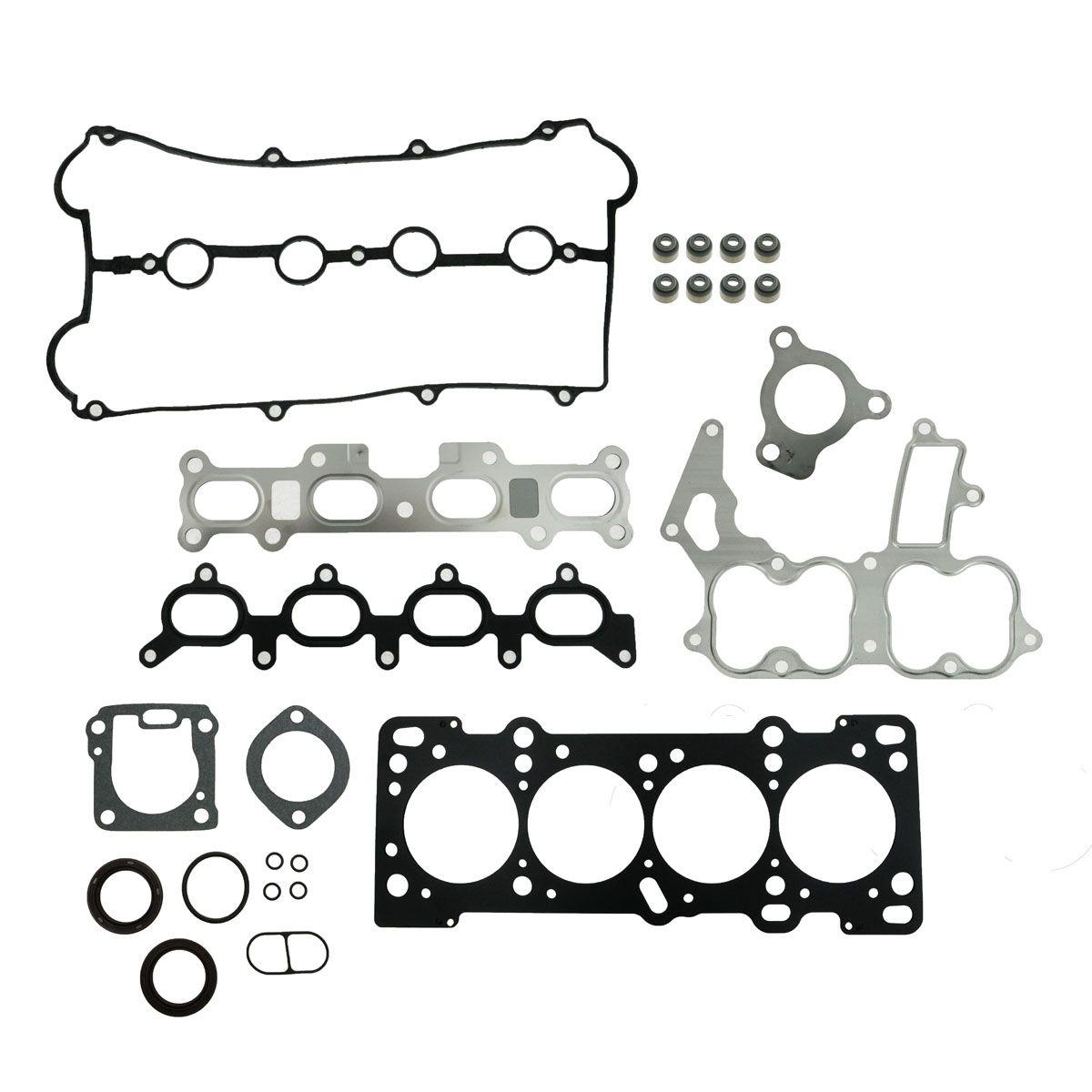 Head Gasket Set Kit For Ford Escort Mercury Tracer Mazda