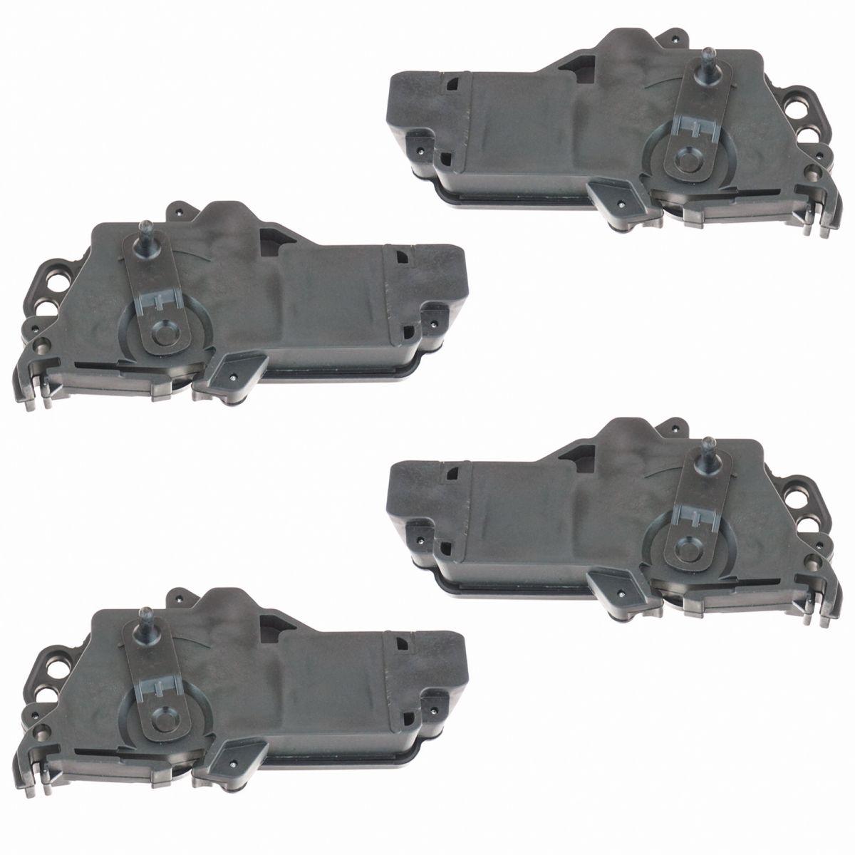2001 01 Ford F350 Truck Door Lock Actuator Pair NEW