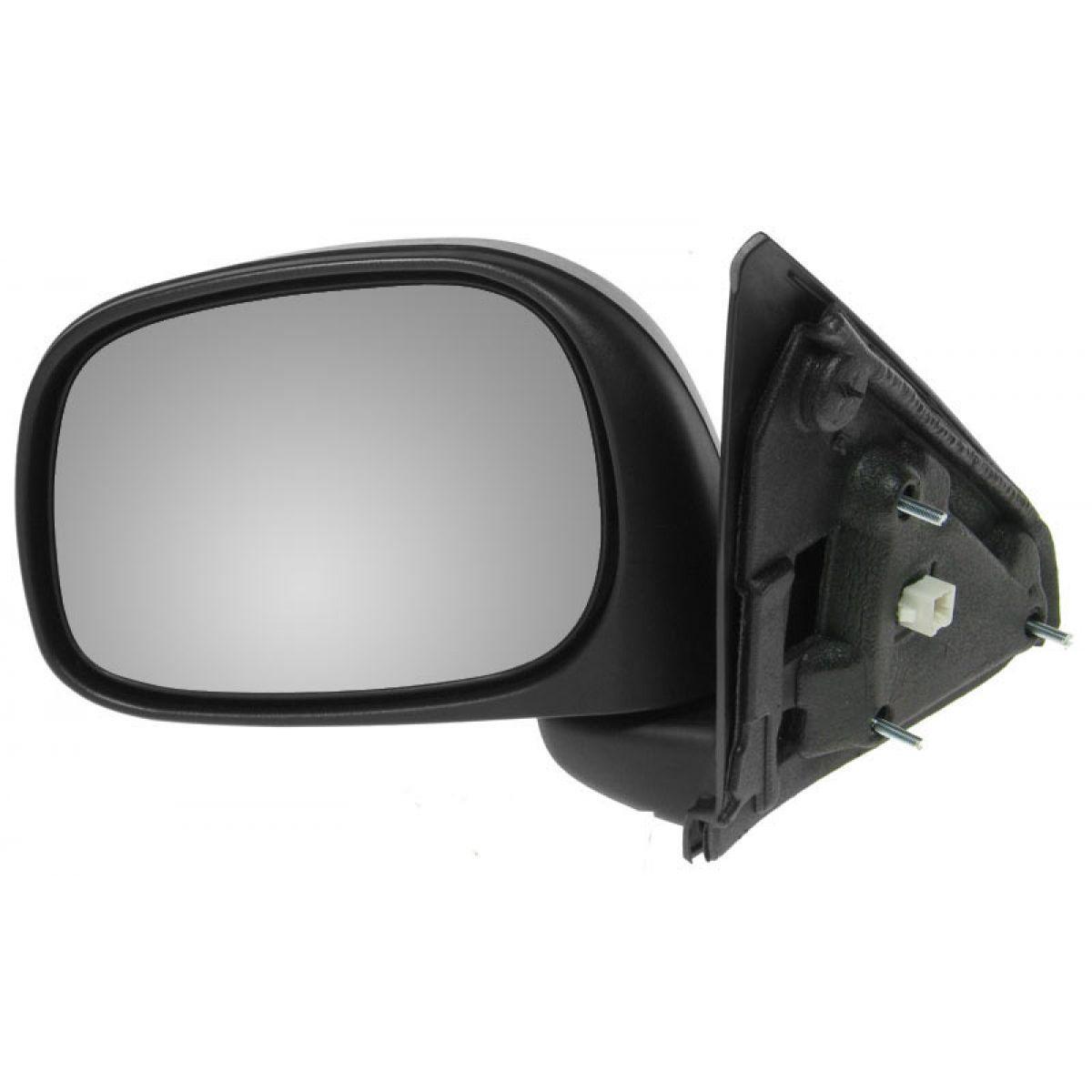 Manual Door Mirror Left LH Driver Side for 02-08 Dodge Pickup Truck Ram