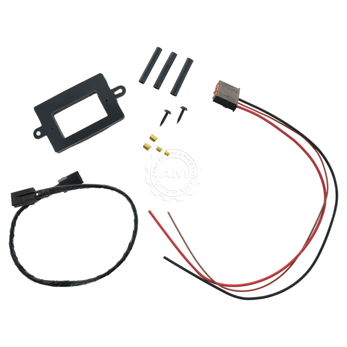 AM 3923458481 atc blower motor resistor wiring harness upgrade kit for 99 04 grand