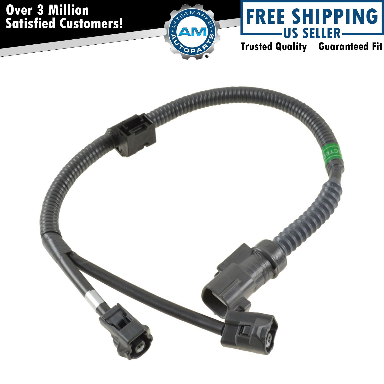 Oem engine knock sensor wiring harness pigtail plug for