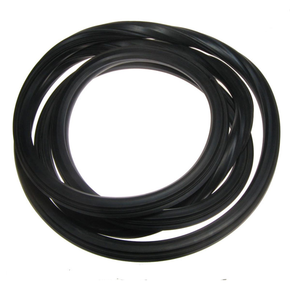 Windshield Glass Weatherstrip Gasket Seal For Jeep Cj5 Cj7 Cj8 Scrambler Wiring Harness